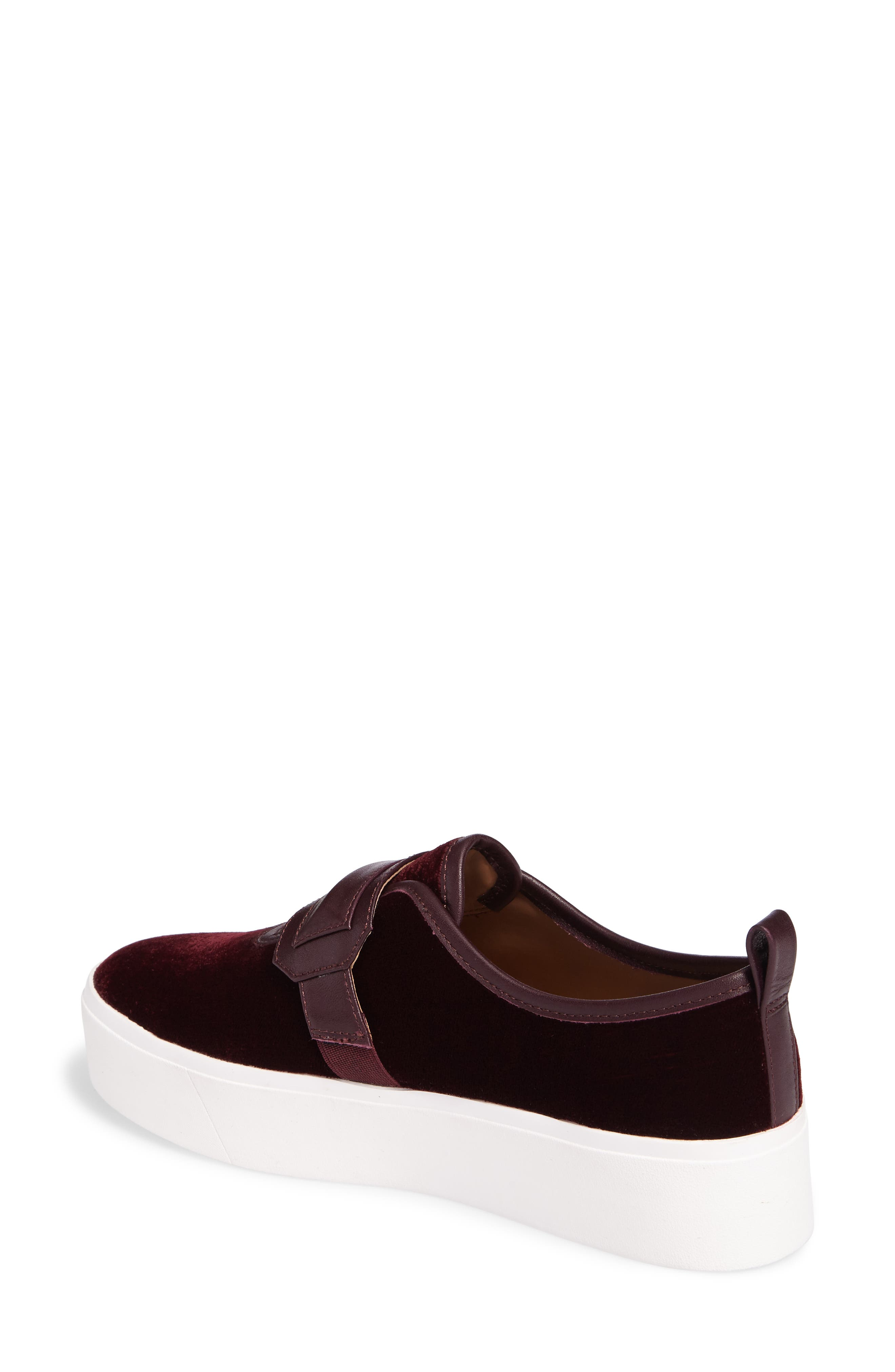 Juno Slip-On Sneaker,                             Alternate thumbnail 4, color,