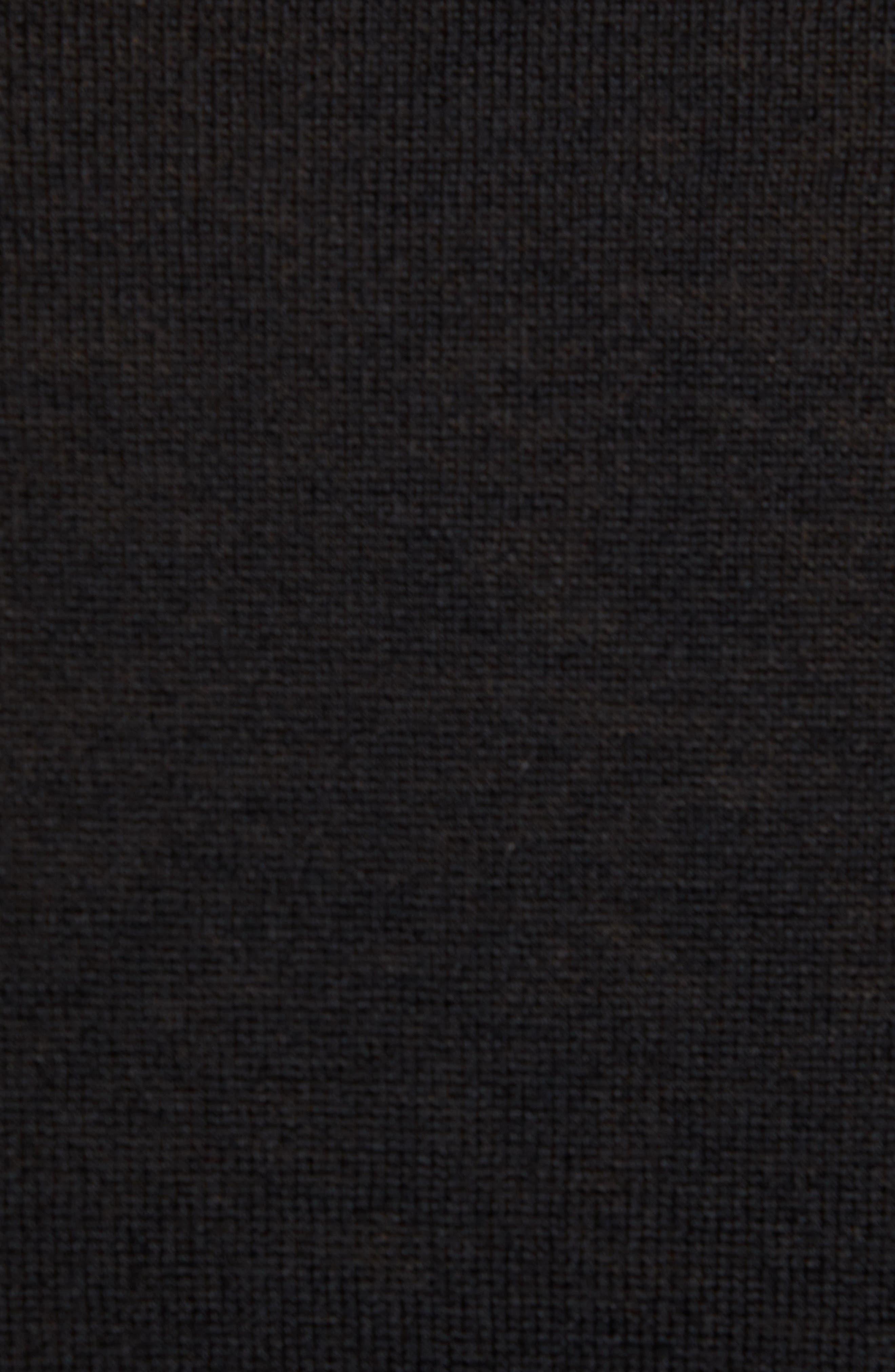 Crewneck Sweater,                             Alternate thumbnail 5, color,                             001
