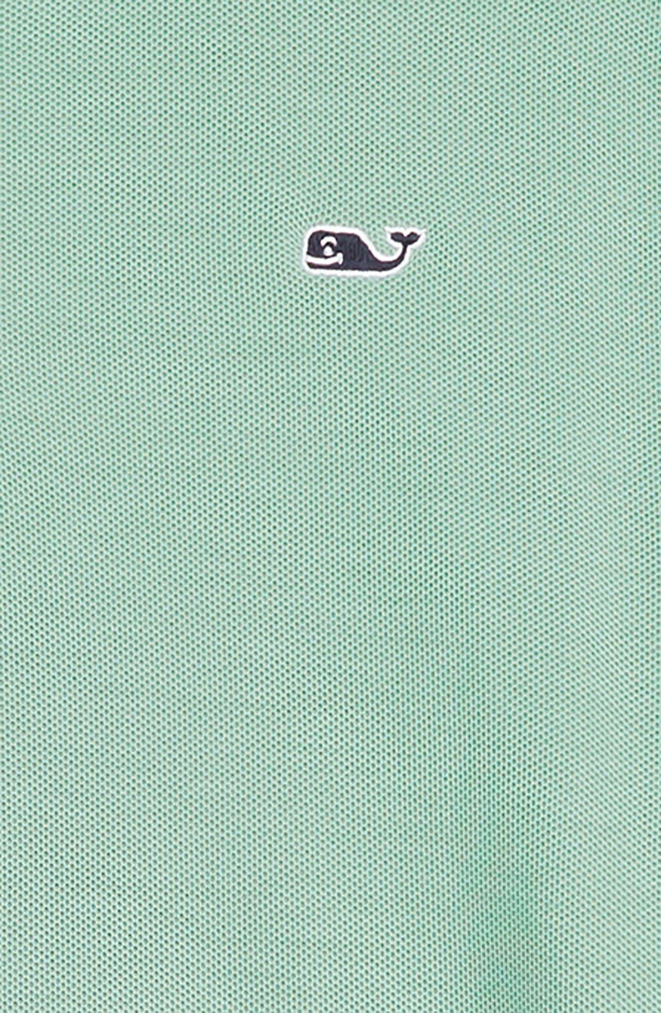 Quarter Zip Sweater,                             Alternate thumbnail 2, color,                             STARBOARD GREEN