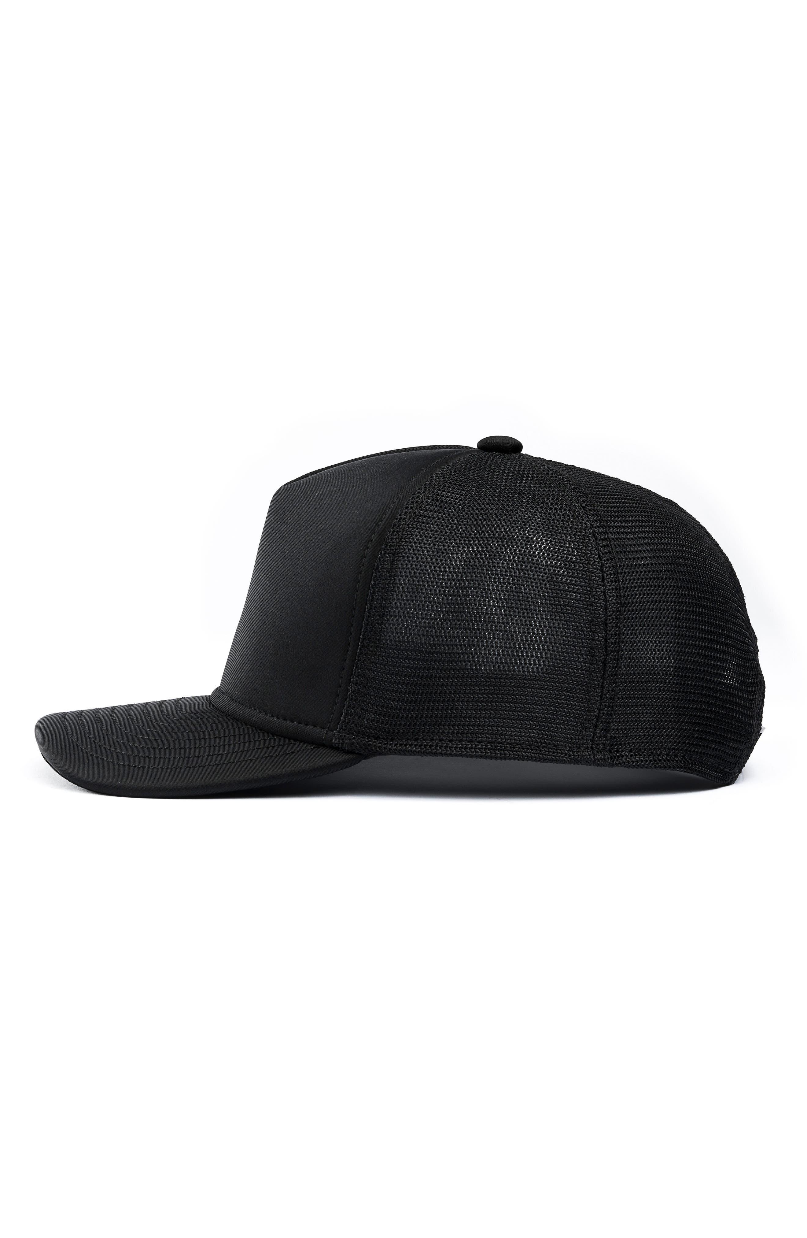 The Marksman Mesh Cap,                             Alternate thumbnail 6, color,                             BLACK