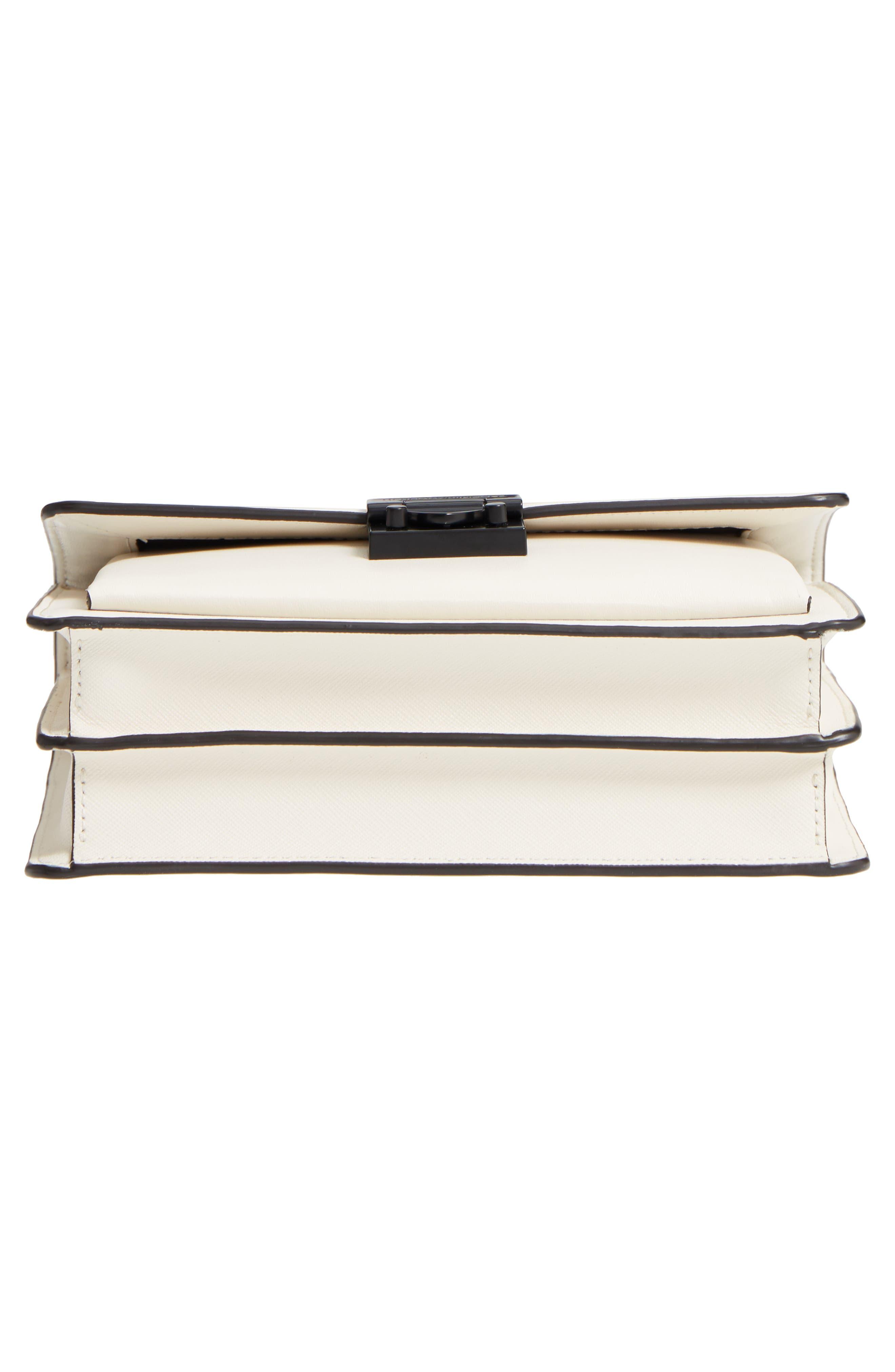Medium Christy Leather Shoulder Bag,                             Alternate thumbnail 26, color,