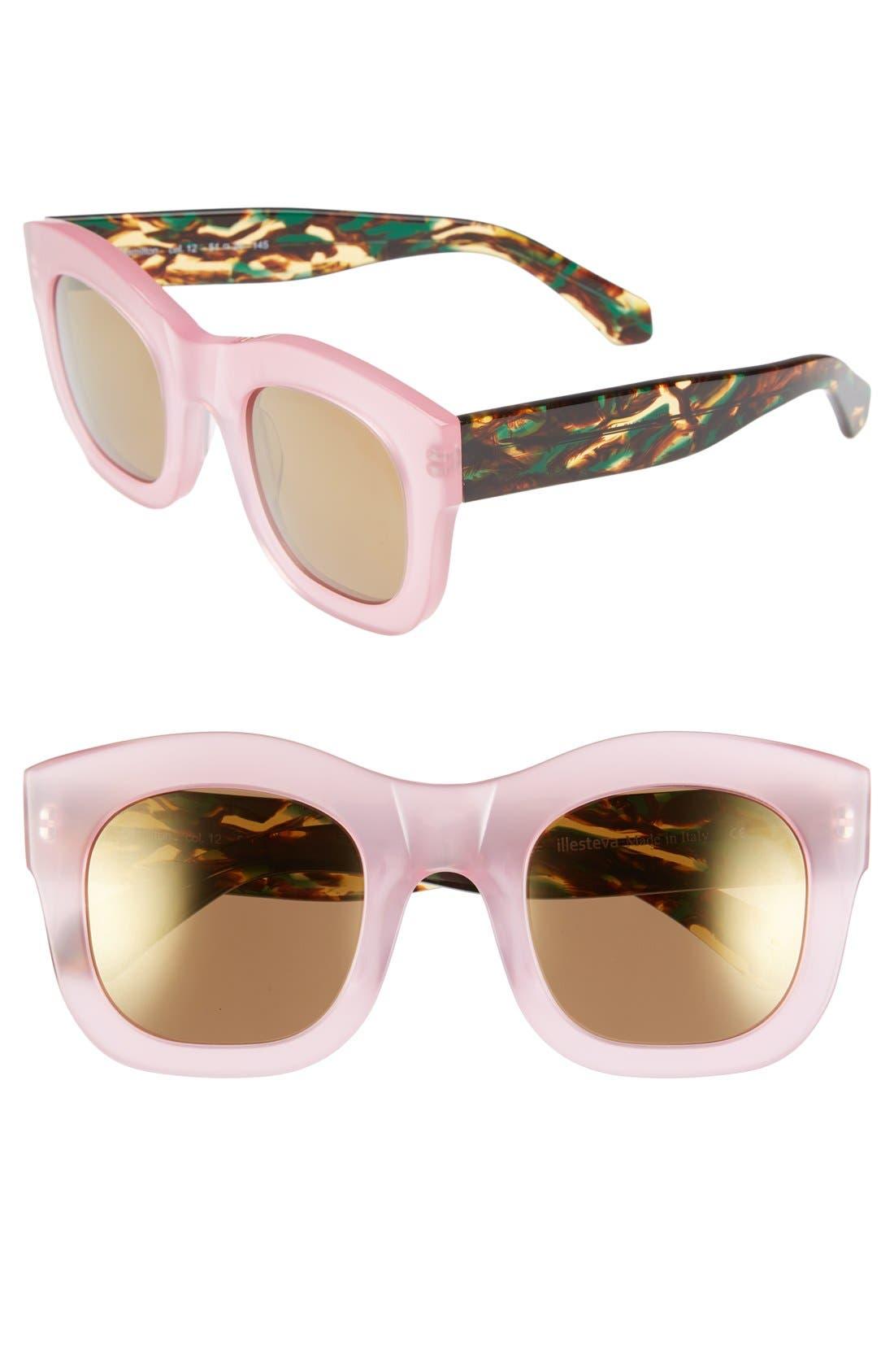 'Hamilton' 49mm Retro Sunglasses,                             Main thumbnail 10, color,