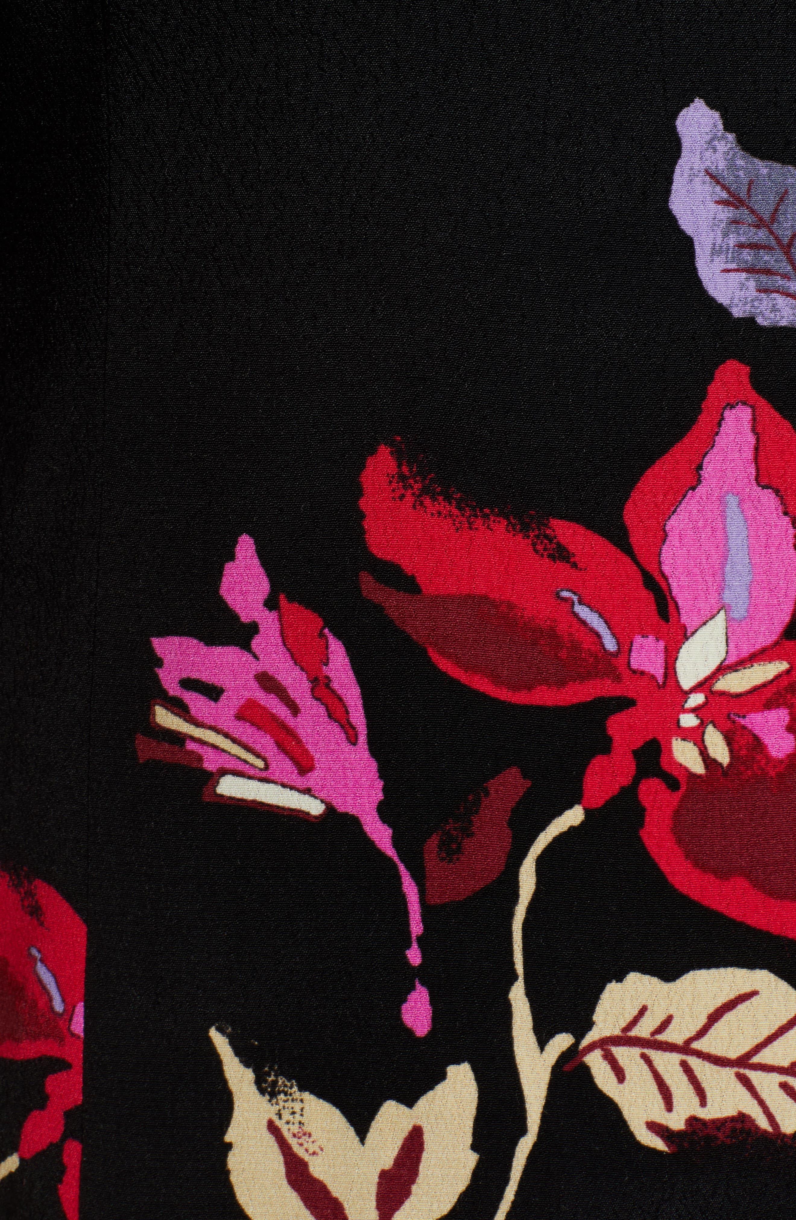 Floral Blazer,                             Alternate thumbnail 6, color,                             004