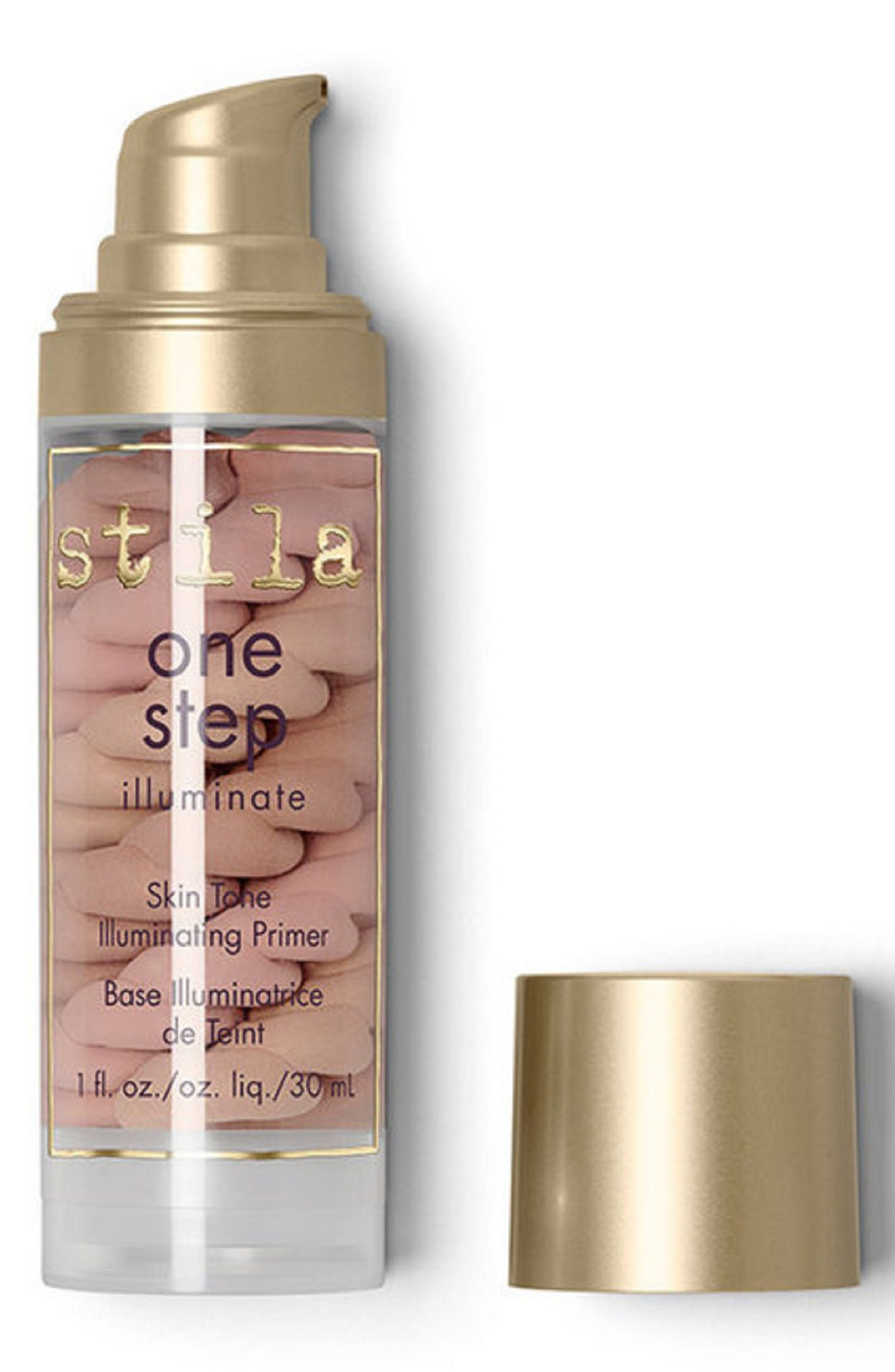 One Step Illuminate Skin Tone Illuminating Serum,                             Alternate thumbnail 3, color,                             NO COLOR