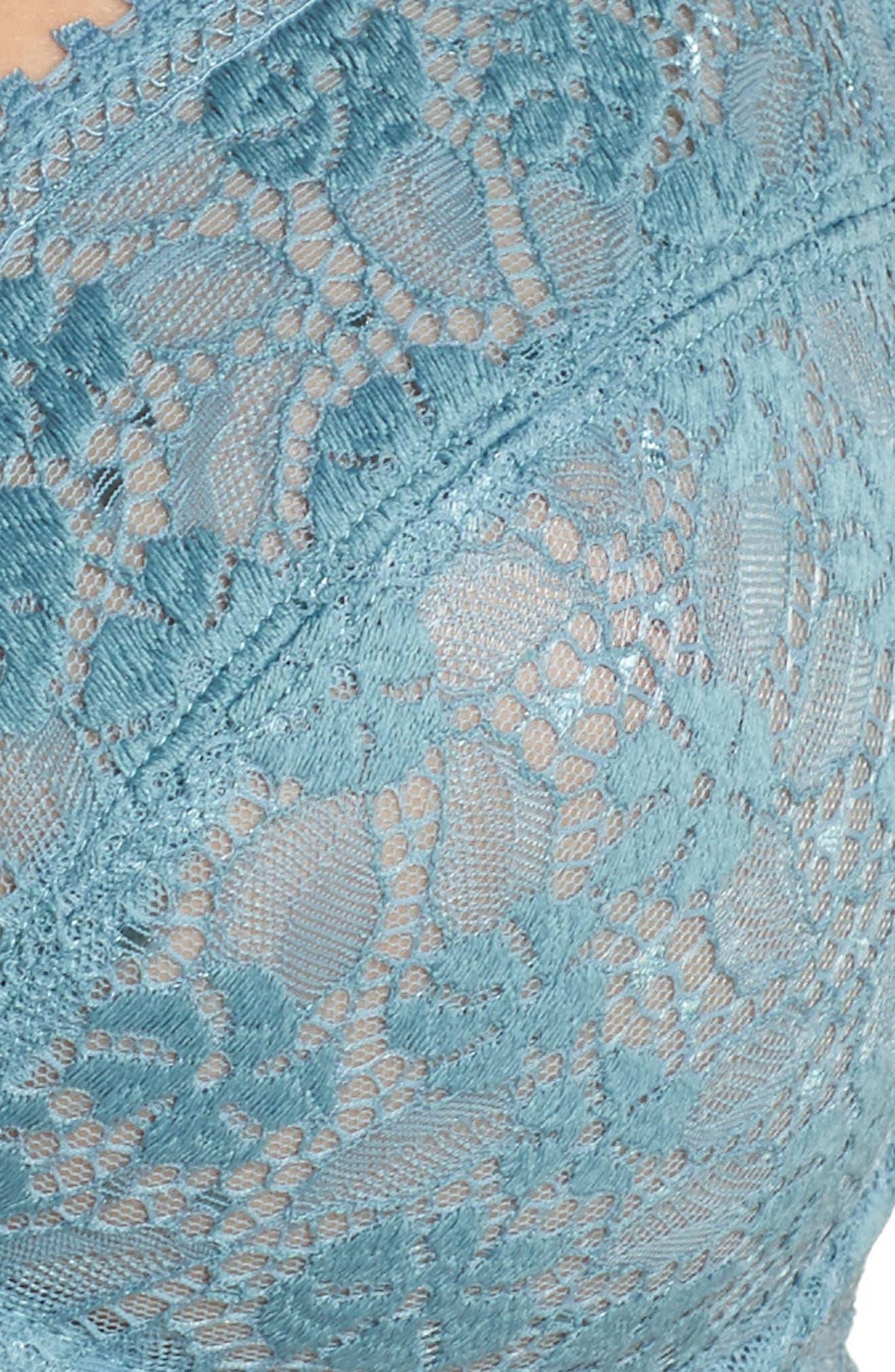 Batignolles Lace Underwire Bra,                             Alternate thumbnail 17, color,