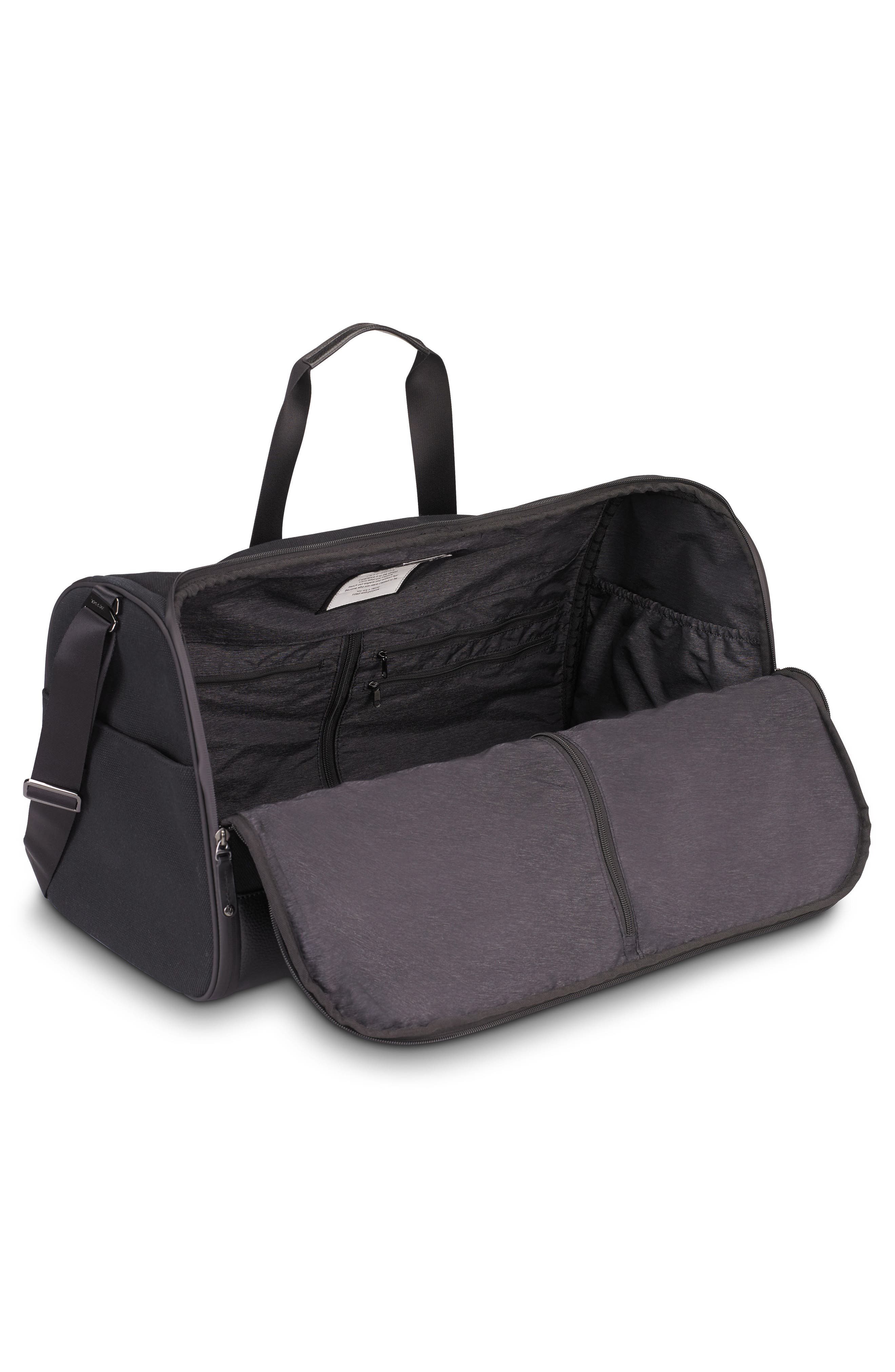 Canvas Garment Duffel Bag,                             Alternate thumbnail 3, color,