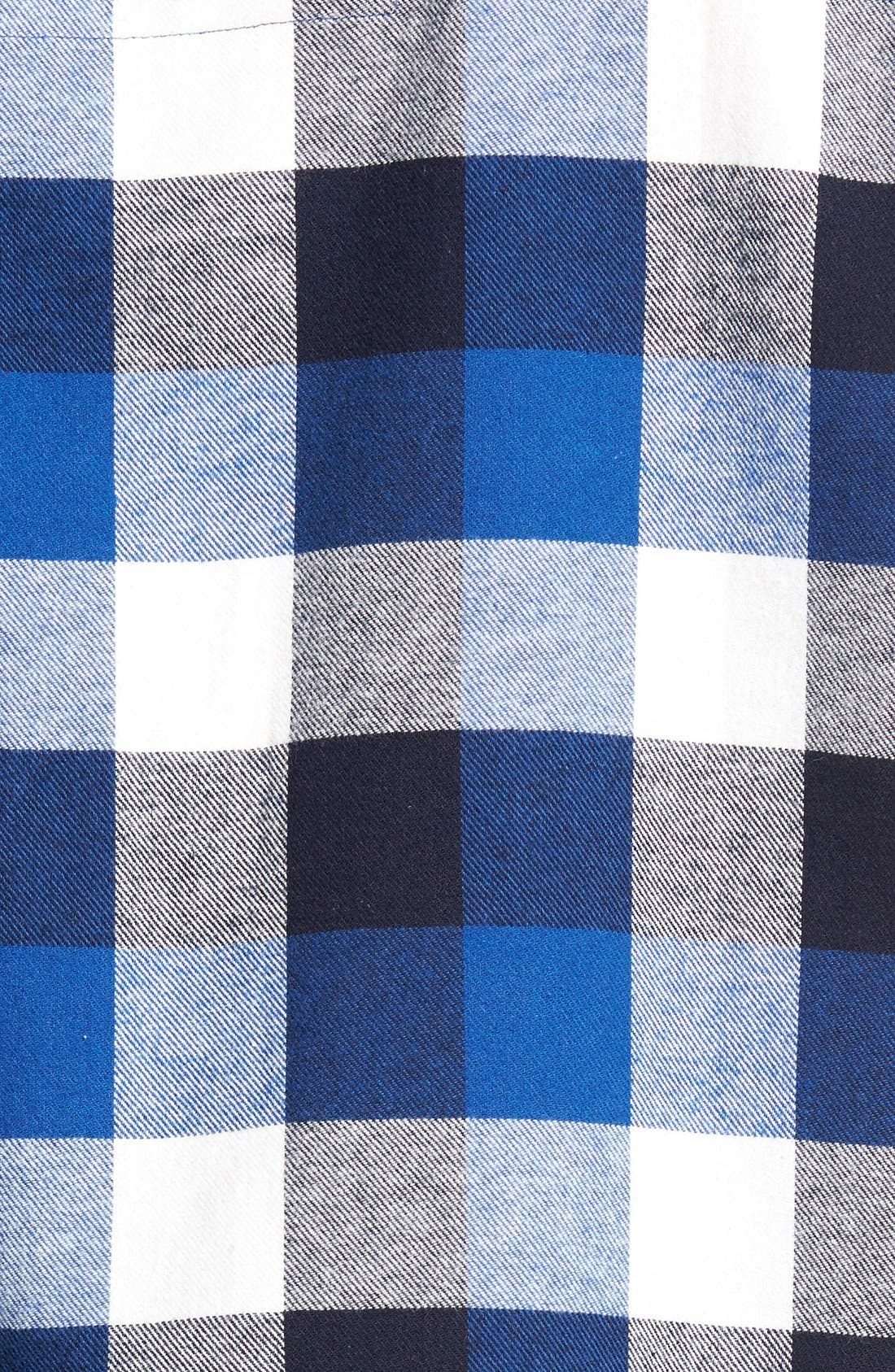 '824' Flannel Pajama Set,                             Alternate thumbnail 74, color,