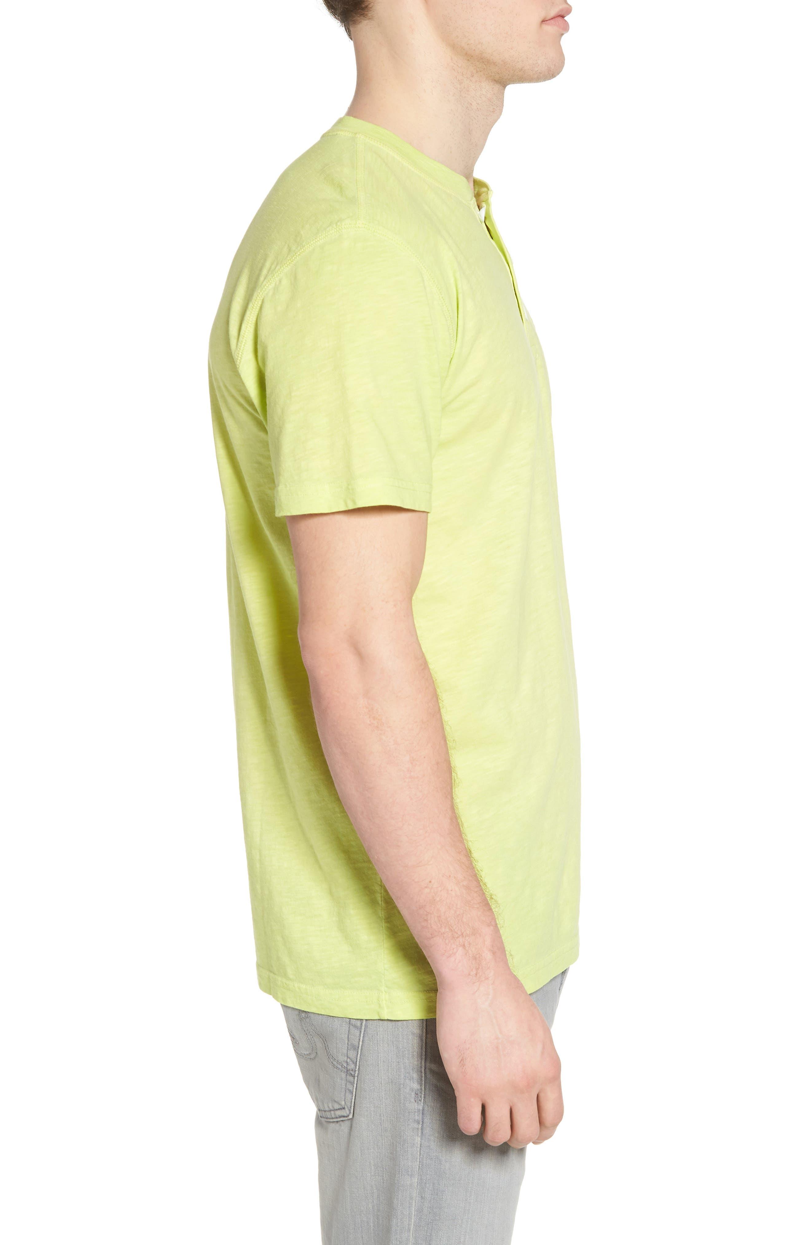 Sunwash Henley T-Shirt,                             Alternate thumbnail 13, color,