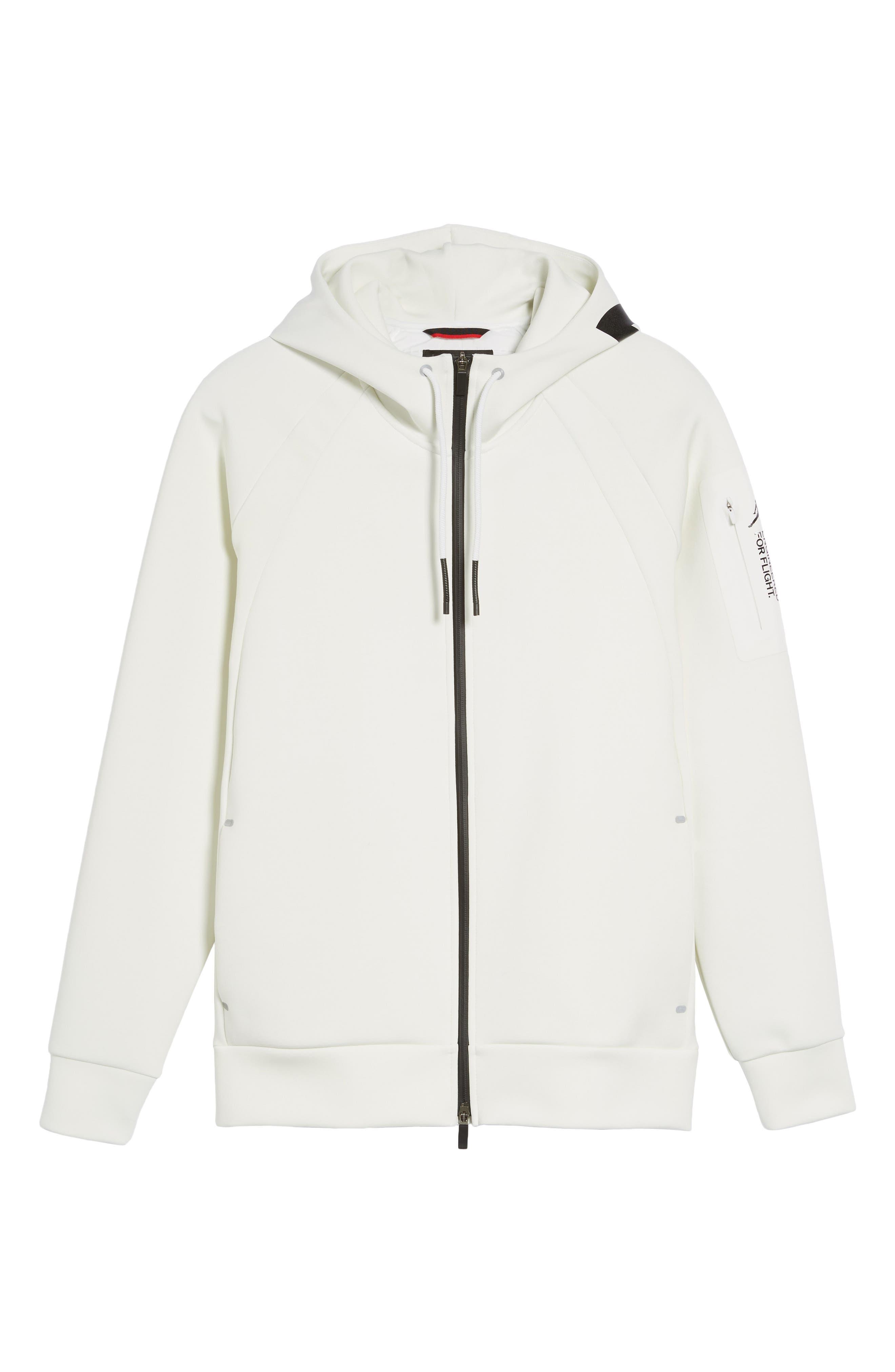 Sportswear Flight Tech Shield Jacket,                             Alternate thumbnail 10, color,
