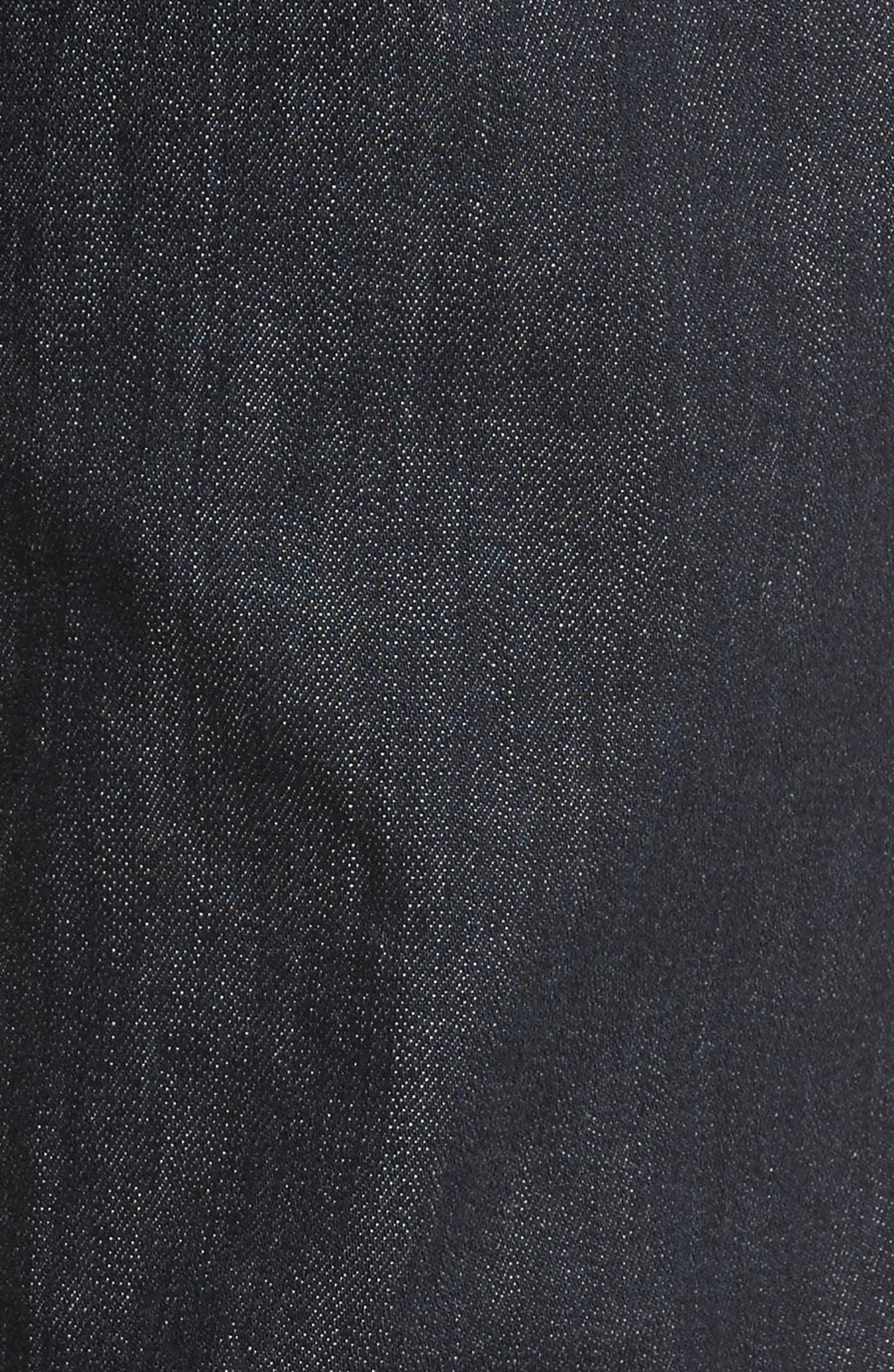 Normandie Straight Leg Jeans,                             Alternate thumbnail 5, color,                             FILLMORE