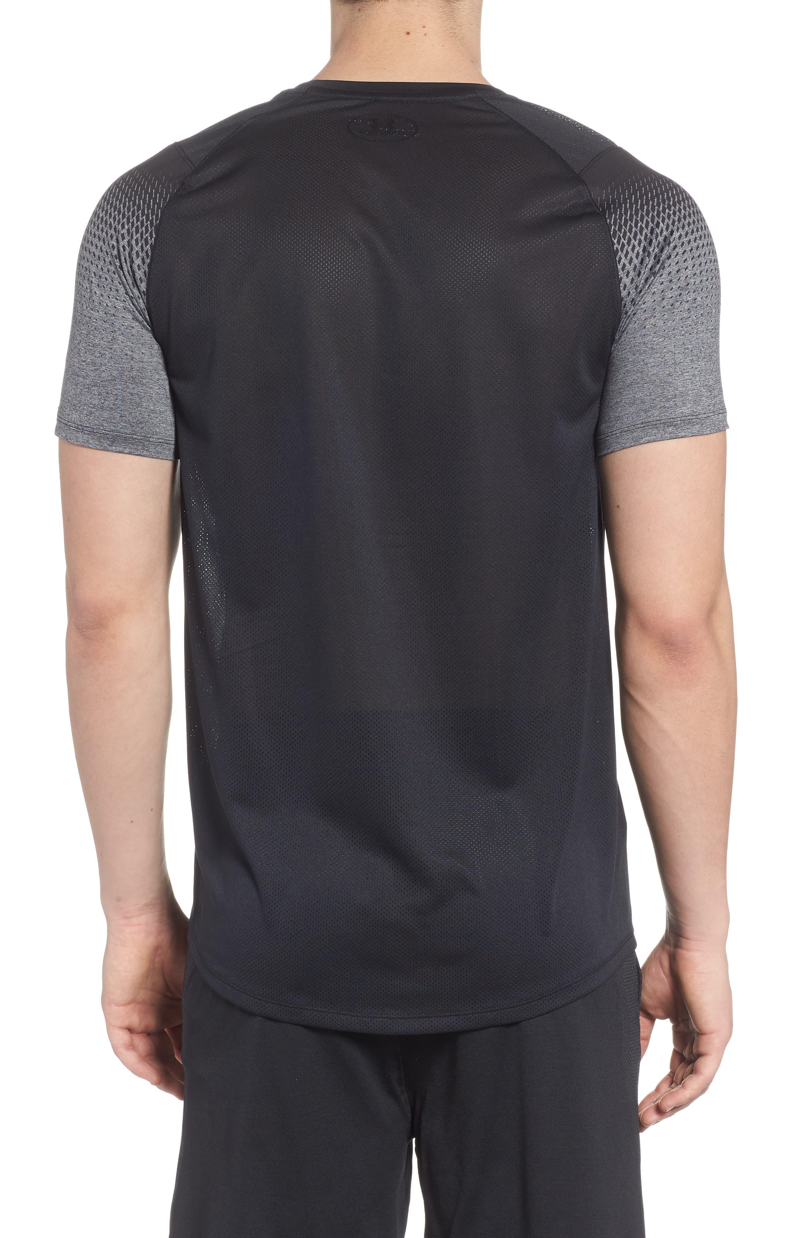 MK1 Dash Print Crewneck T-Shirt,                             Alternate thumbnail 2, color,                             001