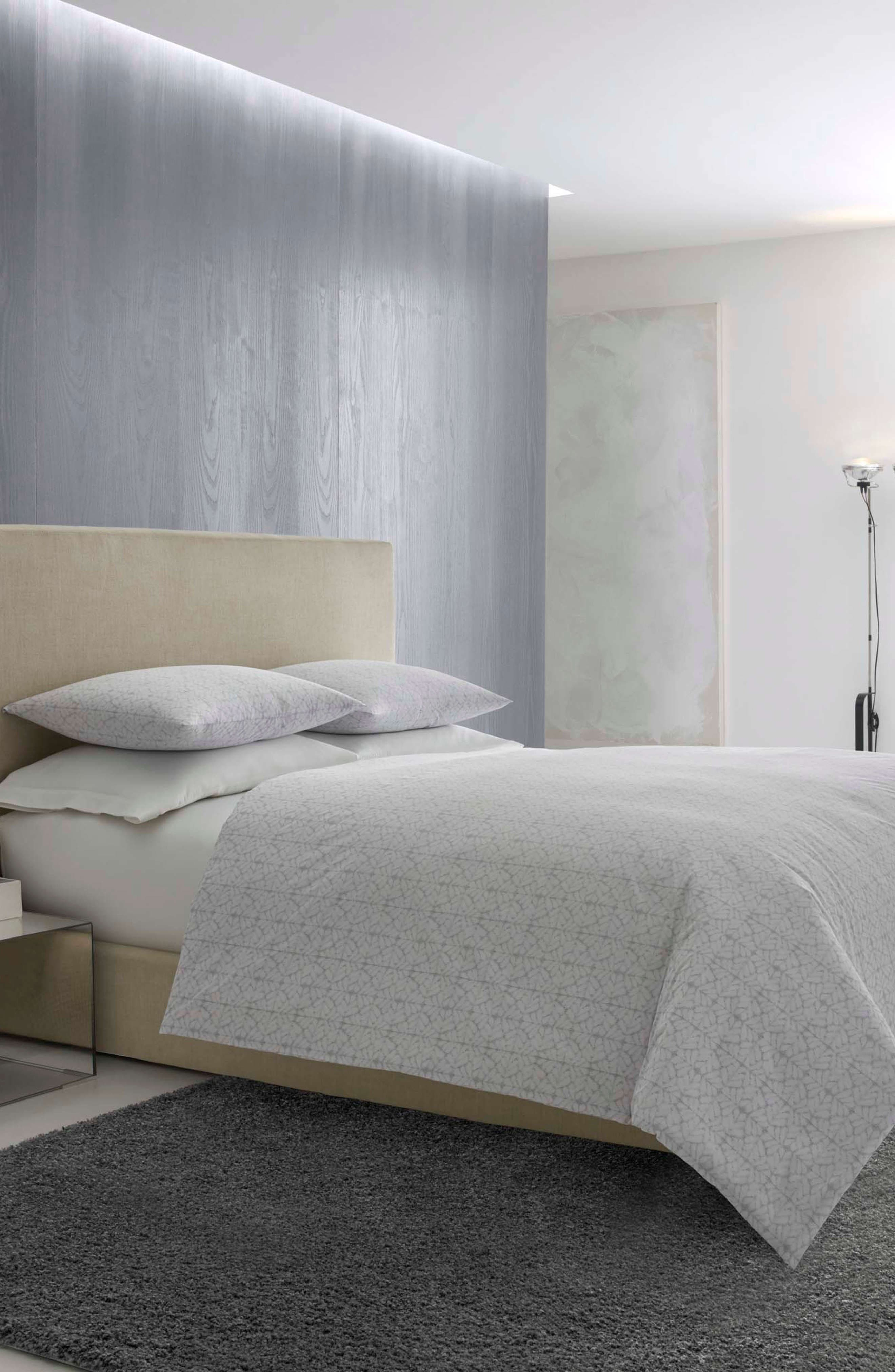 Mirrored Squares Comforter & Sham Set,                             Main thumbnail 1, color,                             095