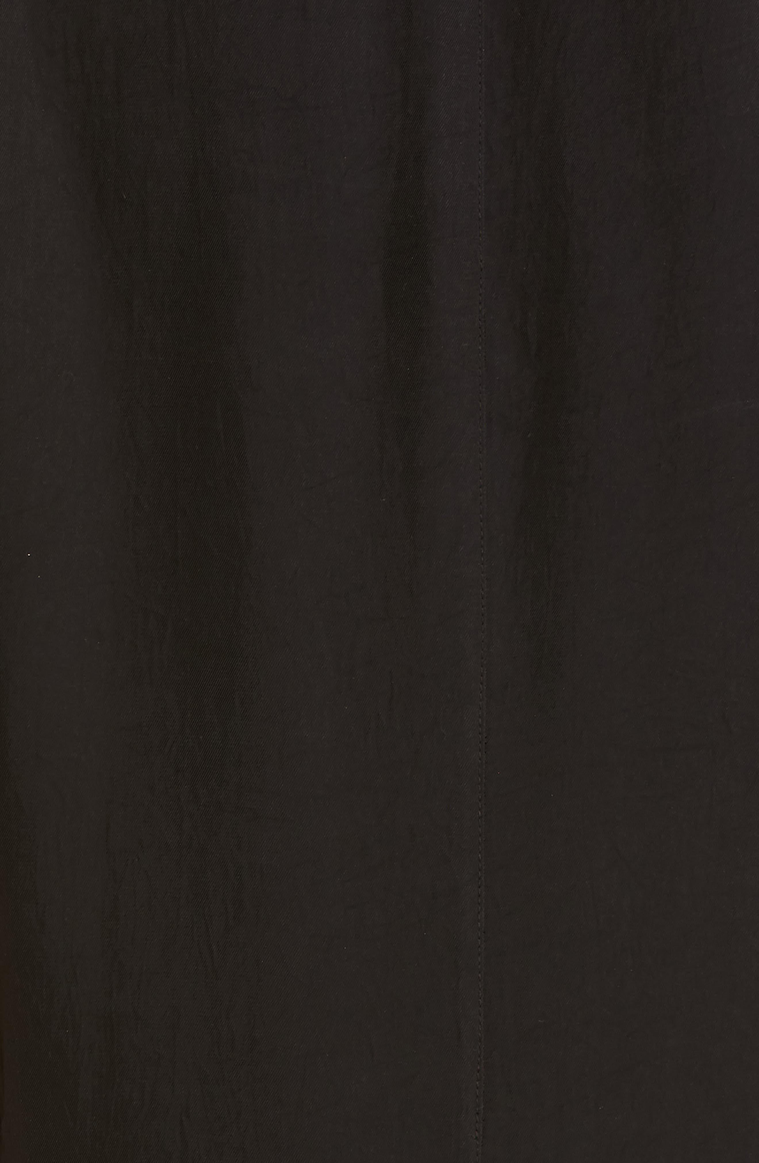 RAG & BONE,                             Aiden T-Shirt Dress,                             Alternate thumbnail 6, color,                             BLACK