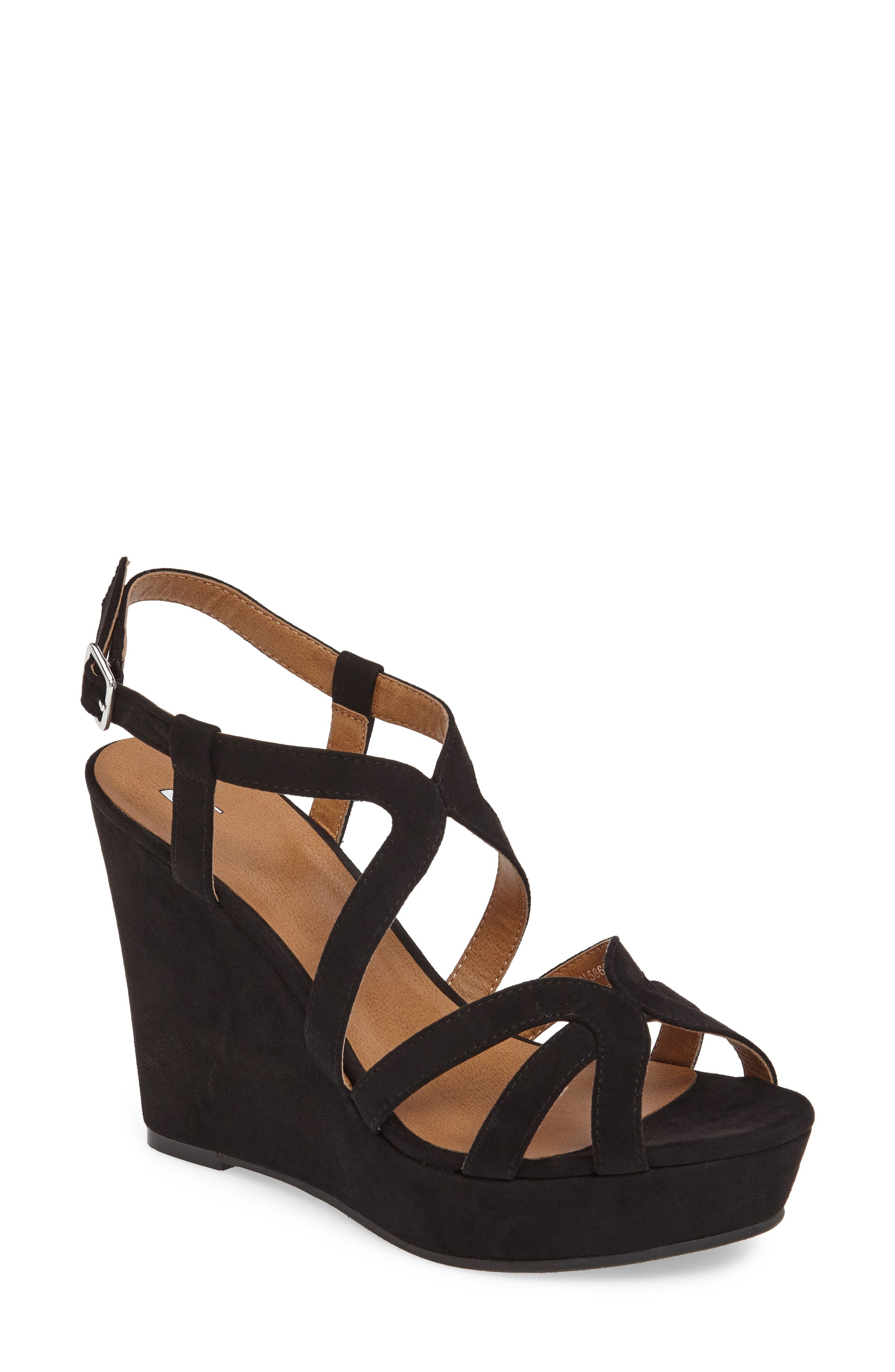 Sky Wedge Sandal,                         Main,                         color,