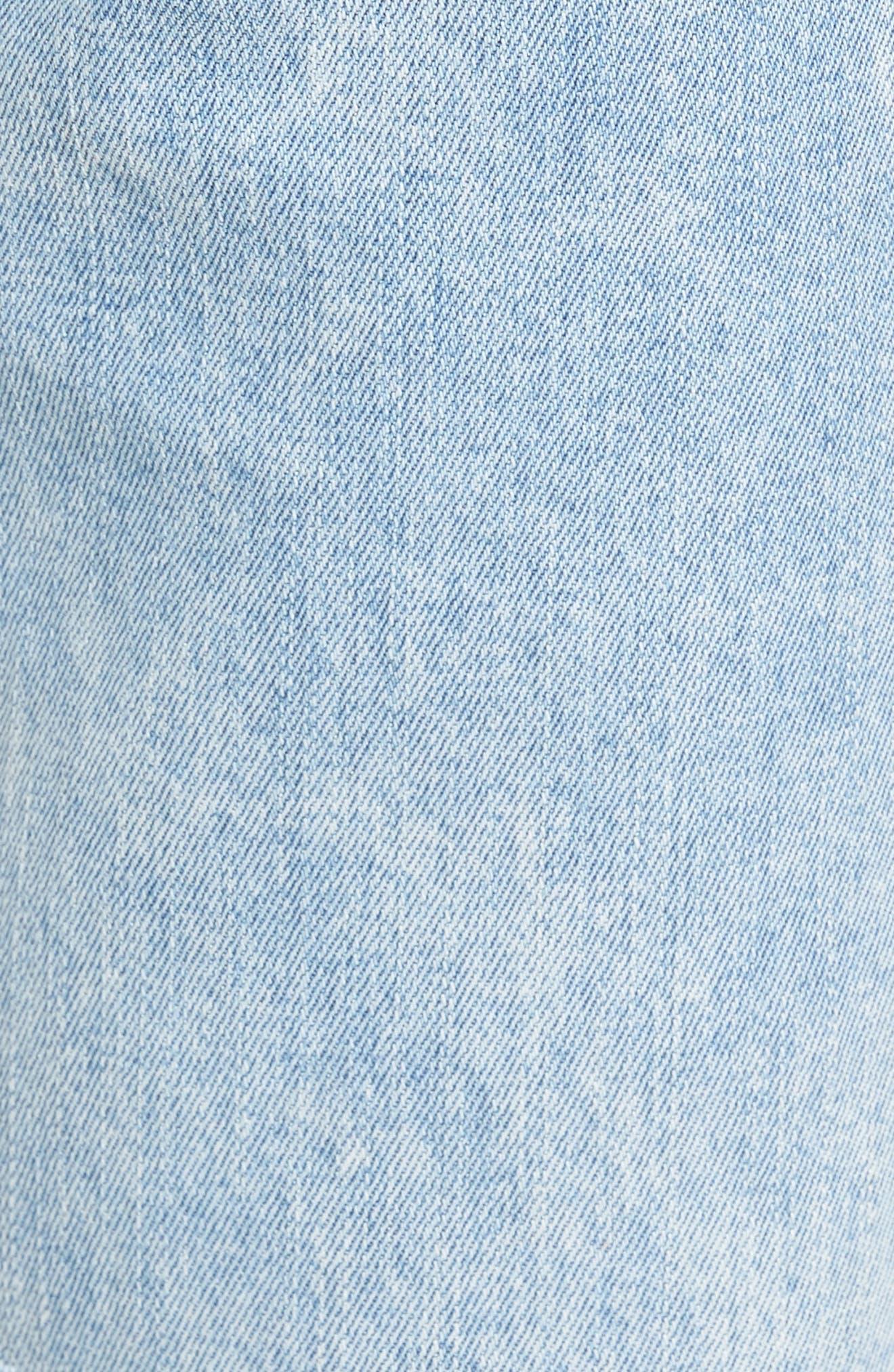 Nick Slim Fit Jeans,                             Alternate thumbnail 5, color,                             TORRENT