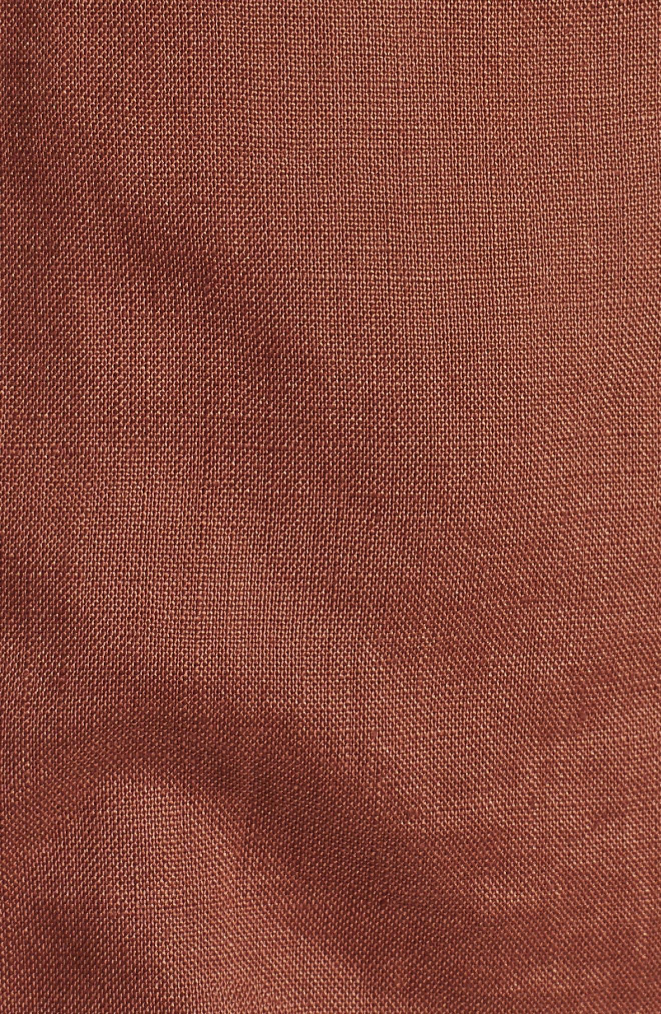 Organic Linen Blazer,                             Alternate thumbnail 19, color,