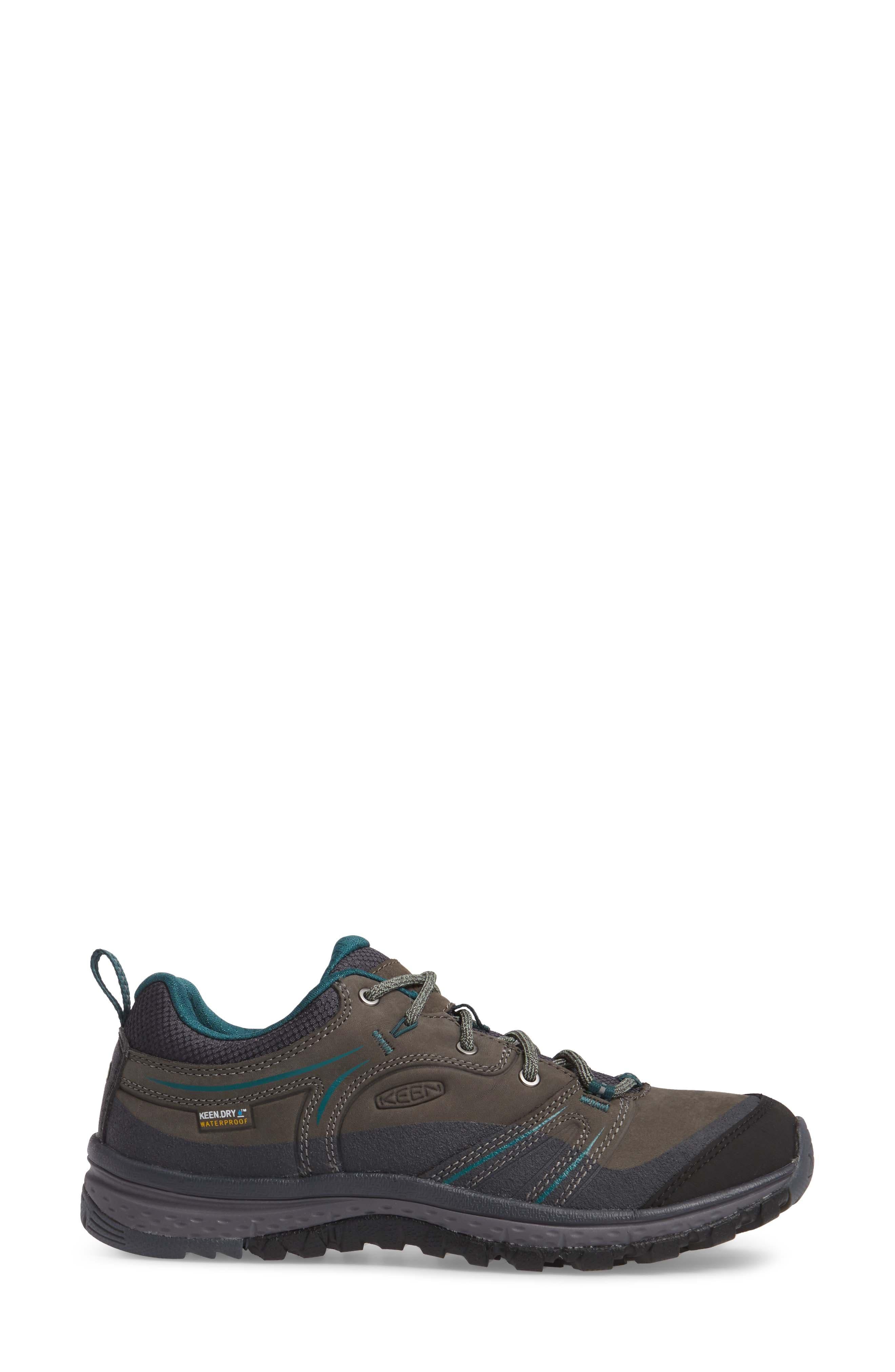 Terradora Waterproof Hiking Shoe,                             Alternate thumbnail 8, color,