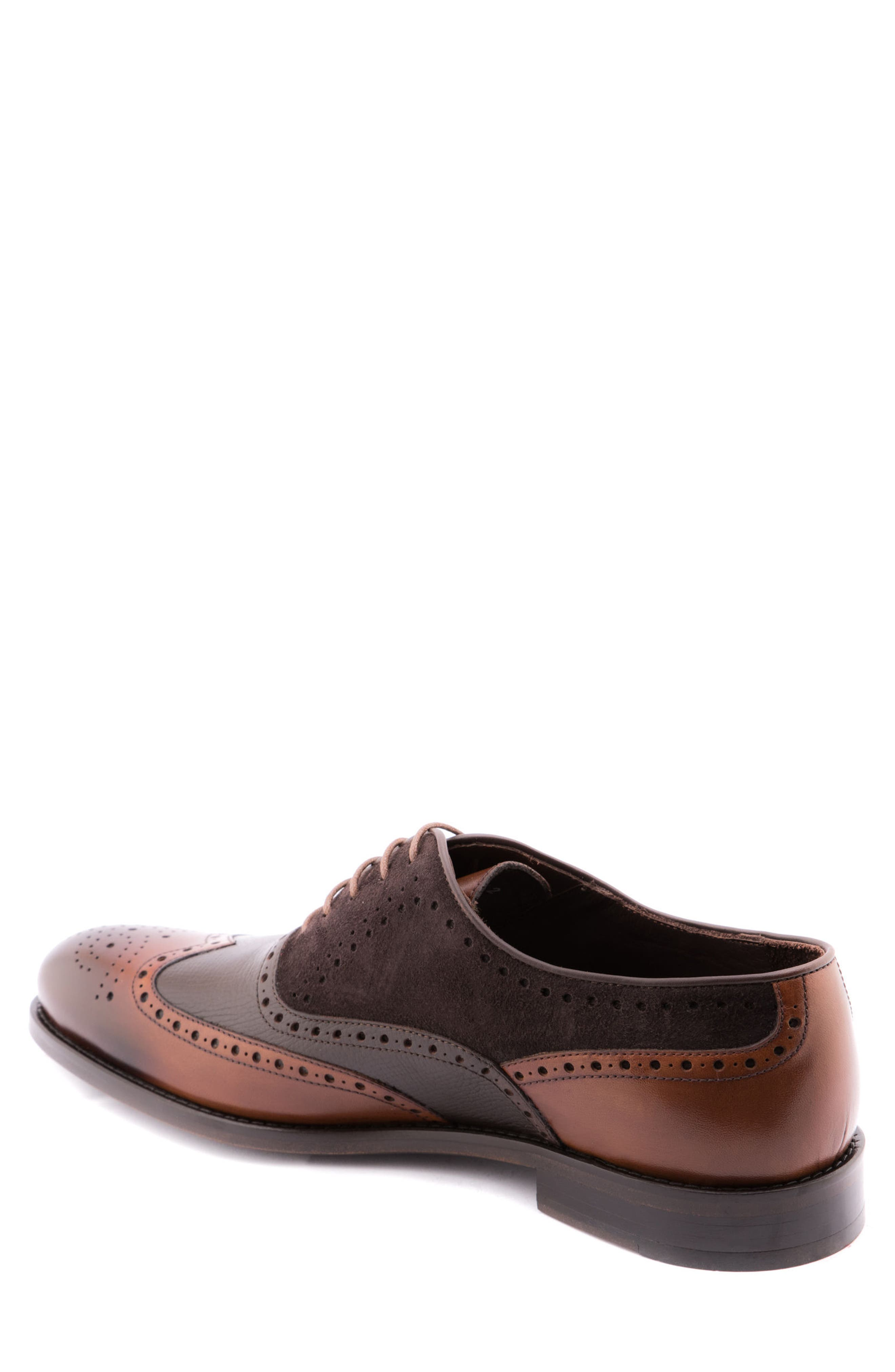 Sammy Wingtip,                             Alternate thumbnail 2, color,                             BROWN