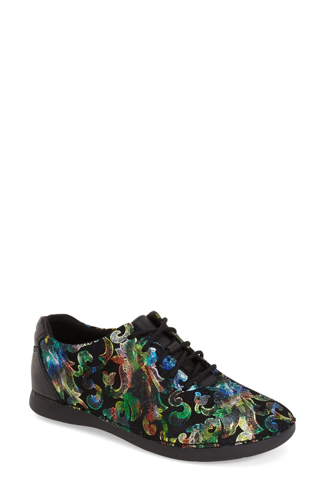 Essence Lace-Up Leather Oxford,                             Main thumbnail 15, color,