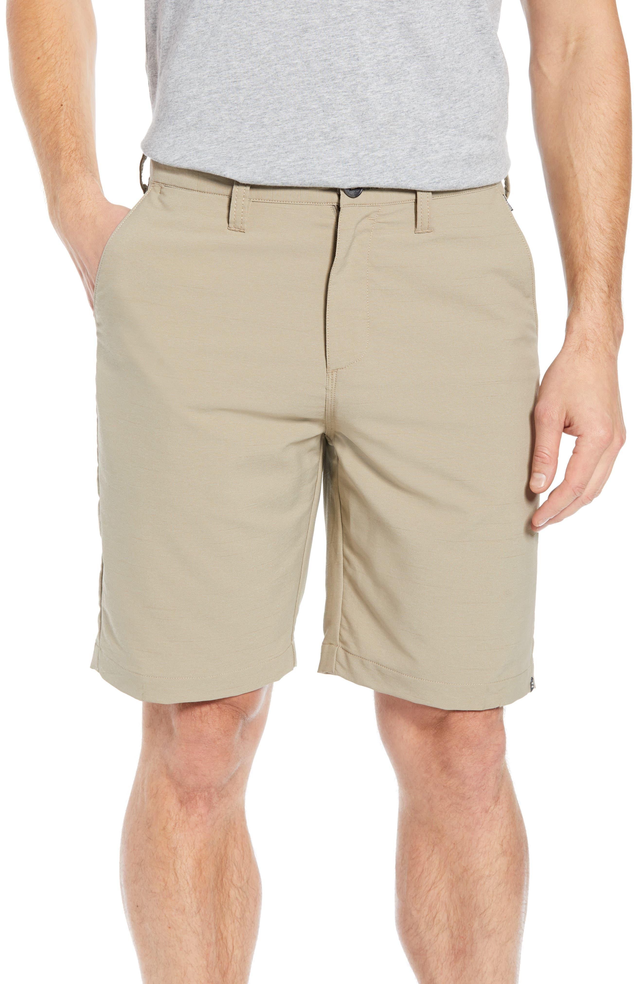 Surfreak Hybrid Shorts,                             Main thumbnail 1, color,                             KHAKI