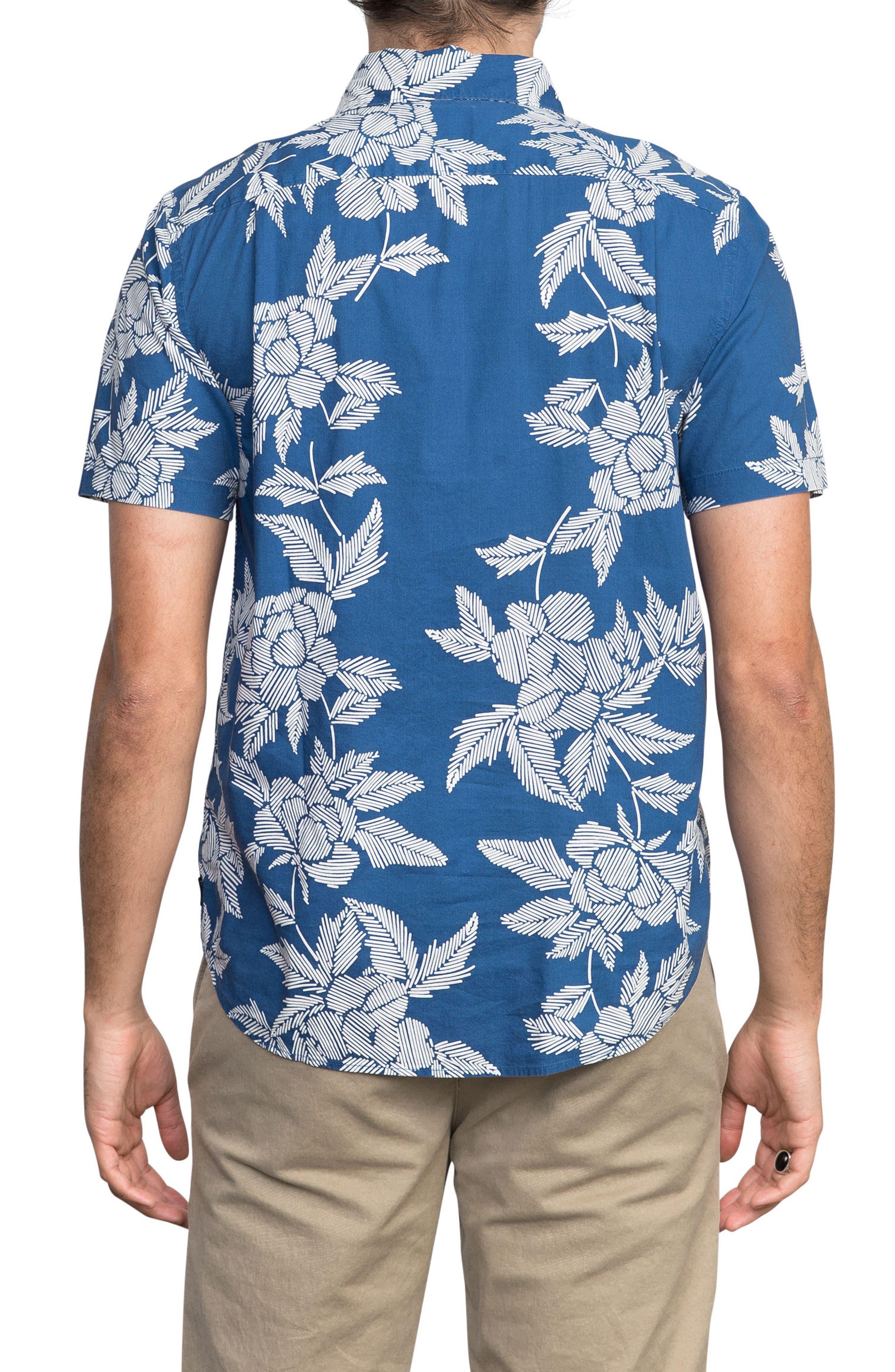 Bora Floral Woven Shirt,                             Alternate thumbnail 2, color,                             451