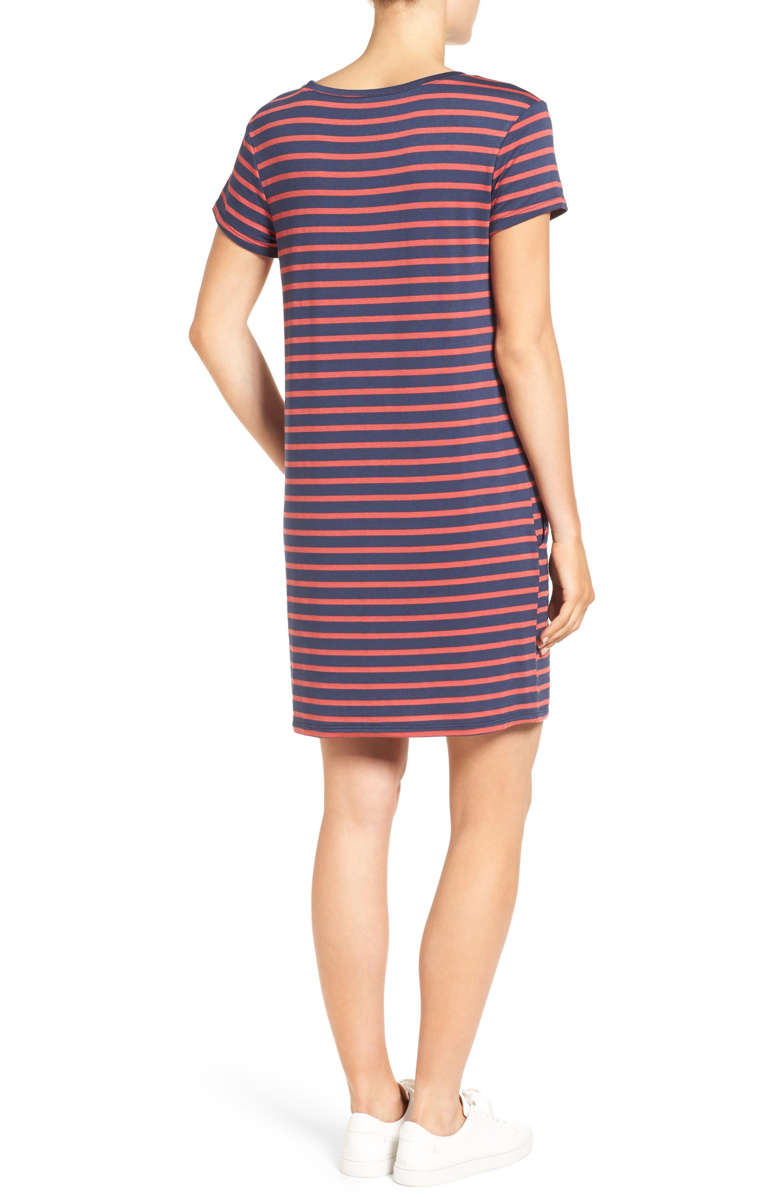 Knit Shift Dress,                             Alternate thumbnail 33, color,