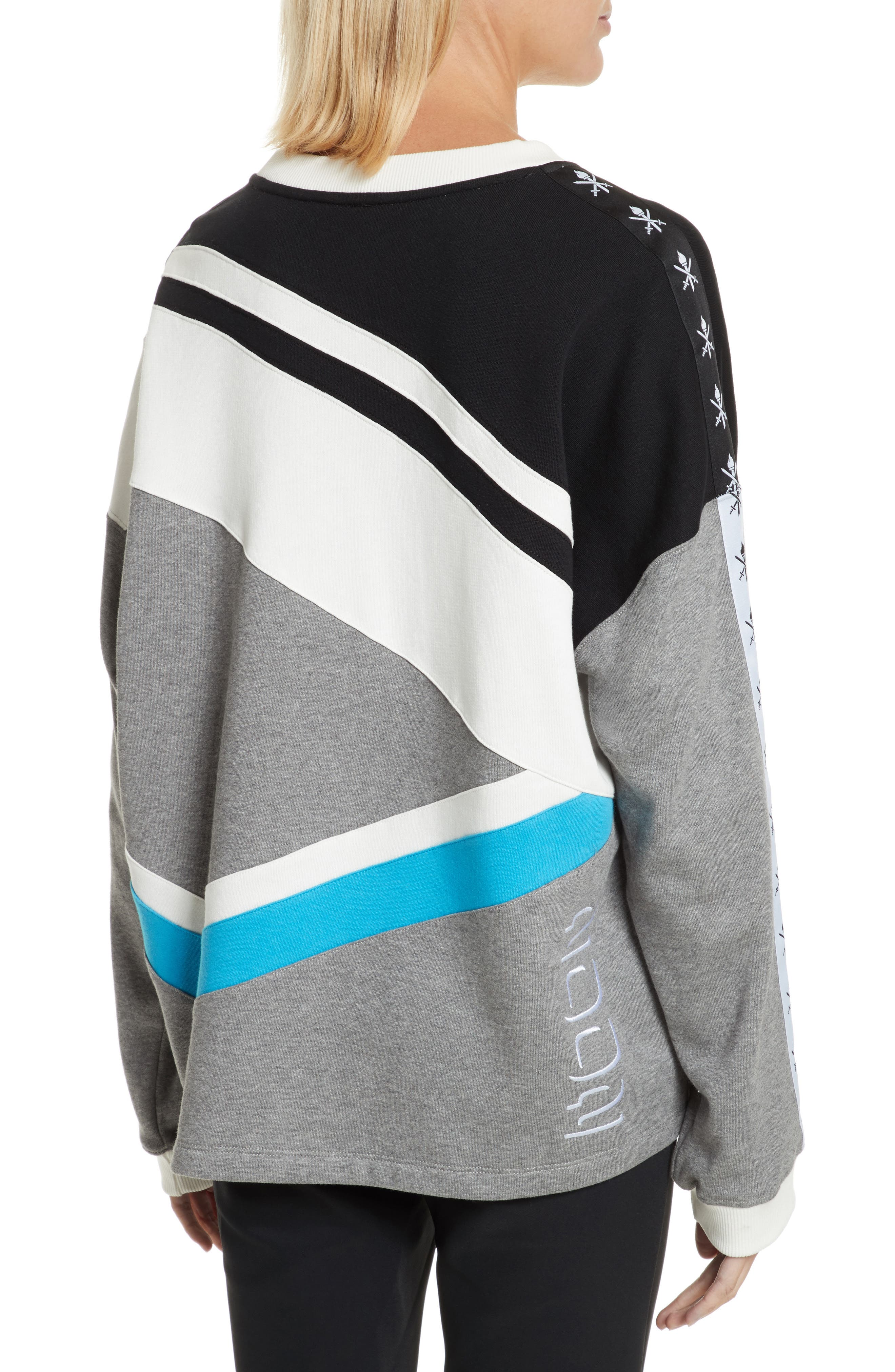 Alpha Sweatshirt,                             Alternate thumbnail 2, color,