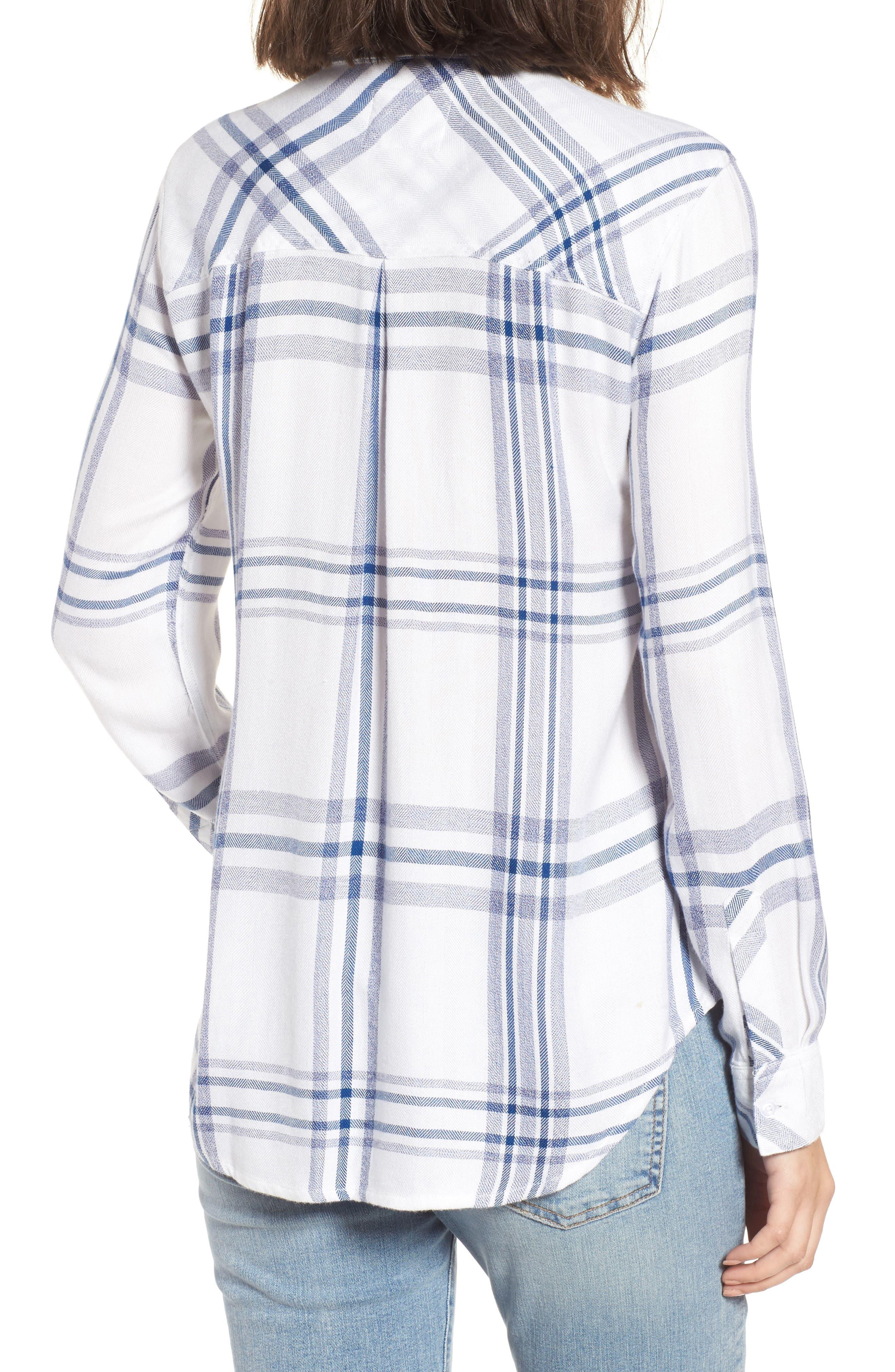 Hunter Plaid Shirt,                             Alternate thumbnail 171, color,