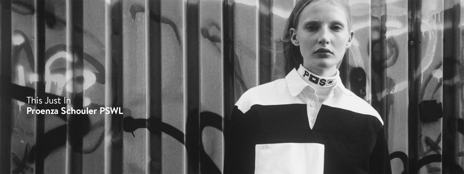 This just in: Proenza Schouler White Label.