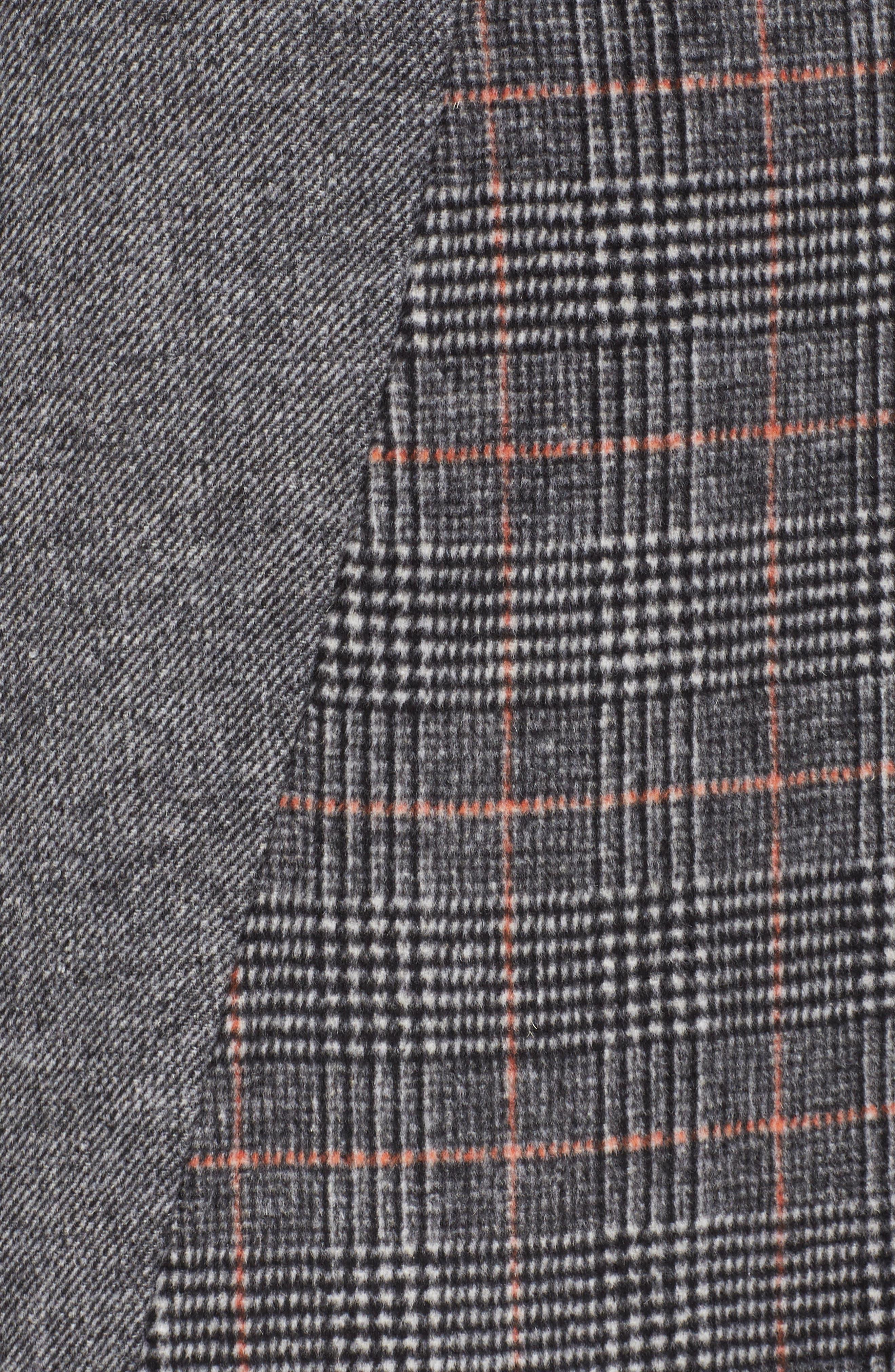 Nicky Oversize Coat,                             Alternate thumbnail 7, color,                             026