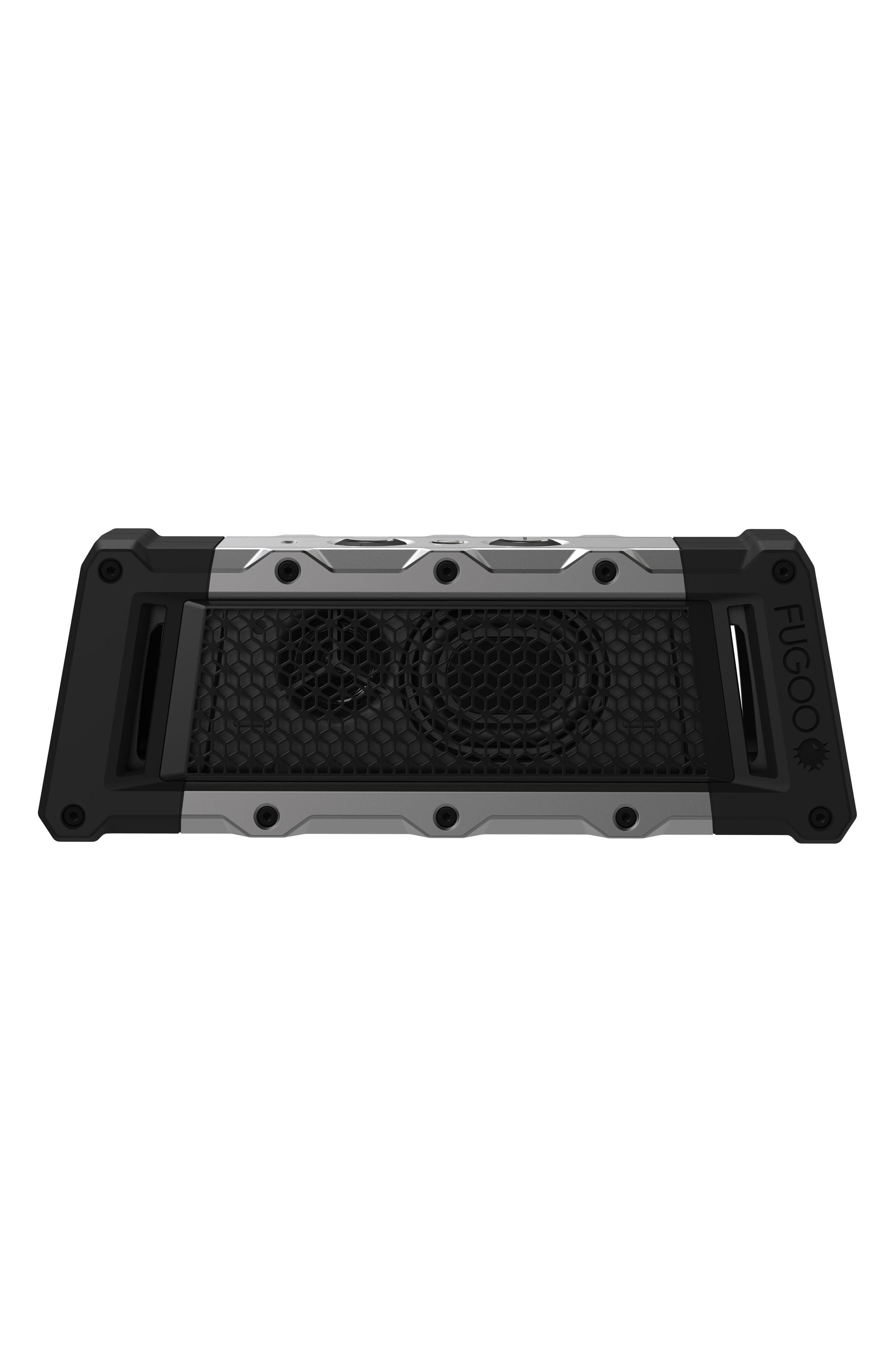 Tough Waterproof Bluetooth Speaker,                             Main thumbnail 1, color,                             001