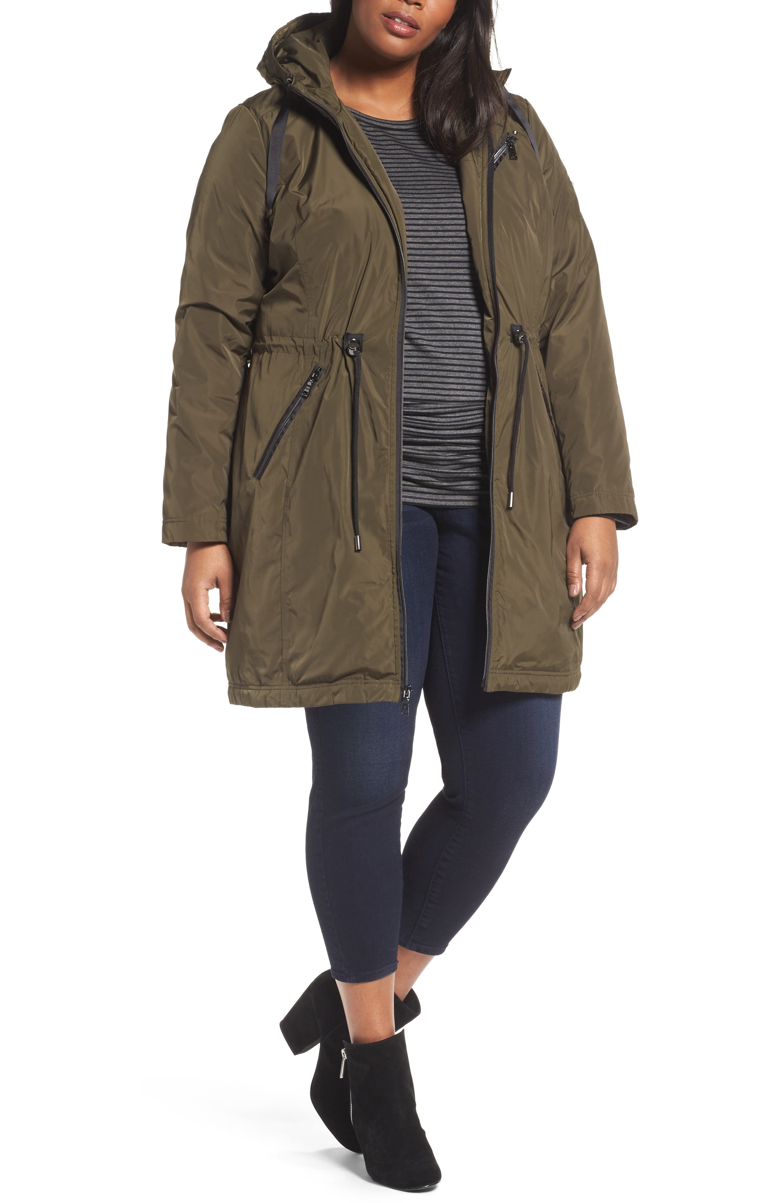 Tiffany Raincoat,                             Main thumbnail 2, color,