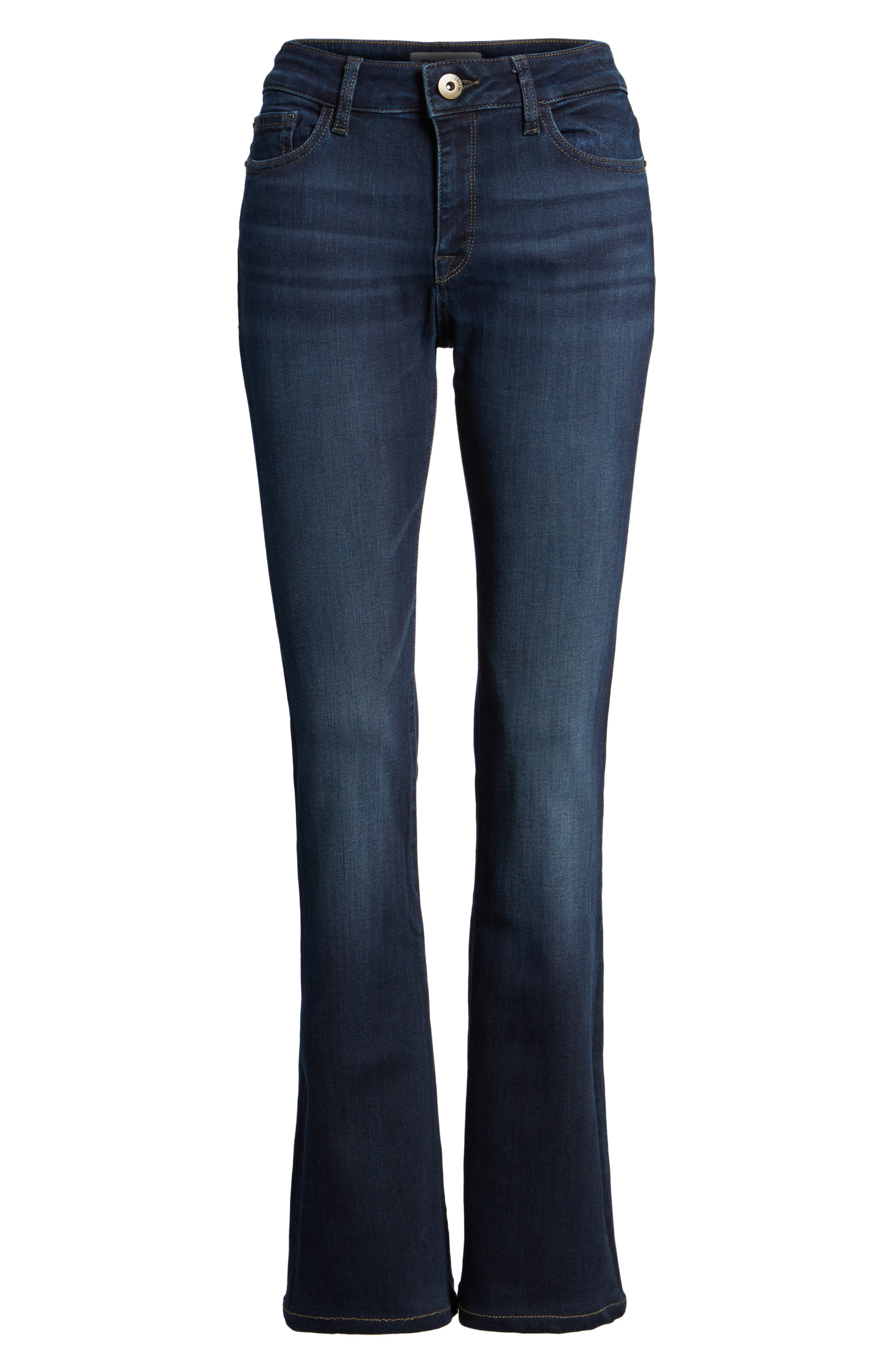 'Bridget 33' Bootcut Jeans,                         Main,                         color, PEAK