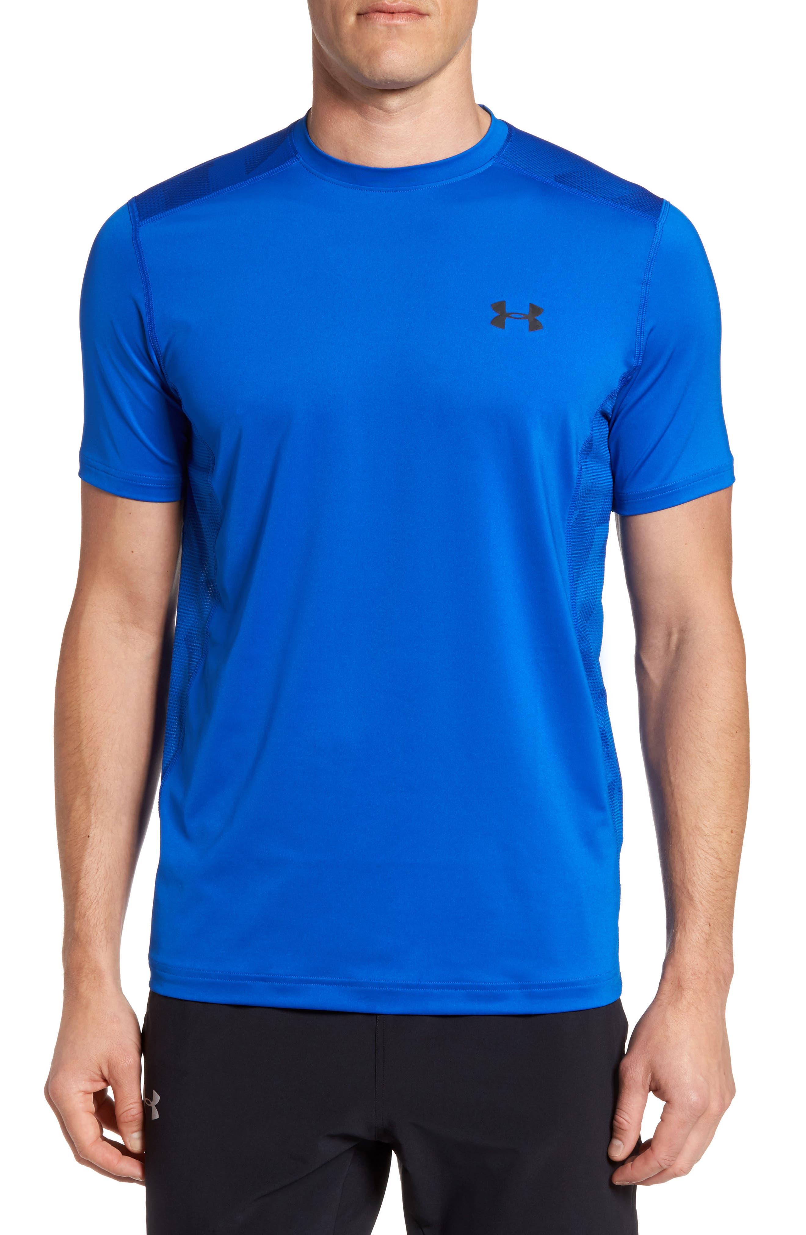 'Raid' HeatGear<sup>®</sup> Training T-Shirt,                             Main thumbnail 22, color,