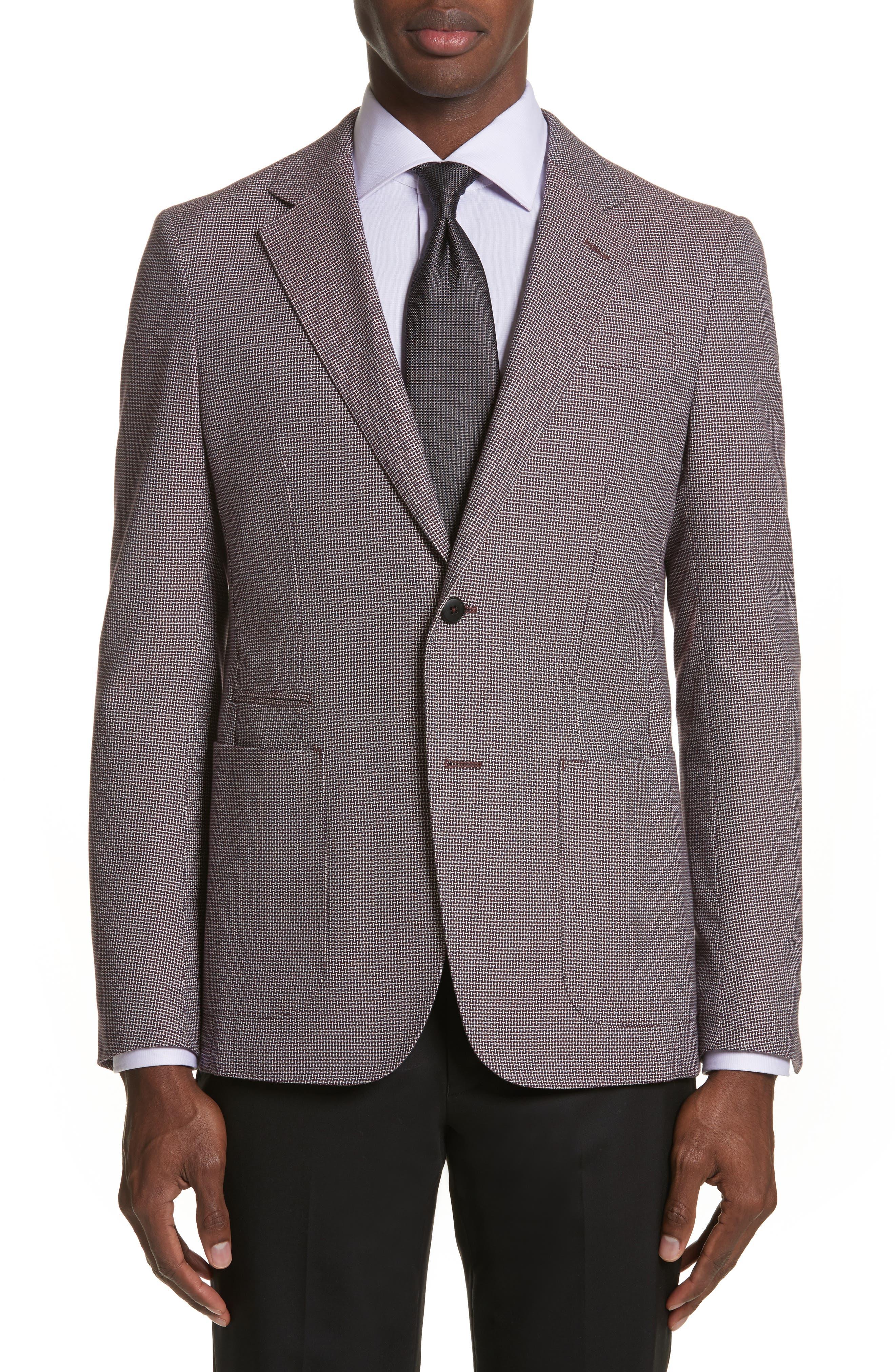 Moscova Classic Fit Cotton Blazer,                             Main thumbnail 1, color,