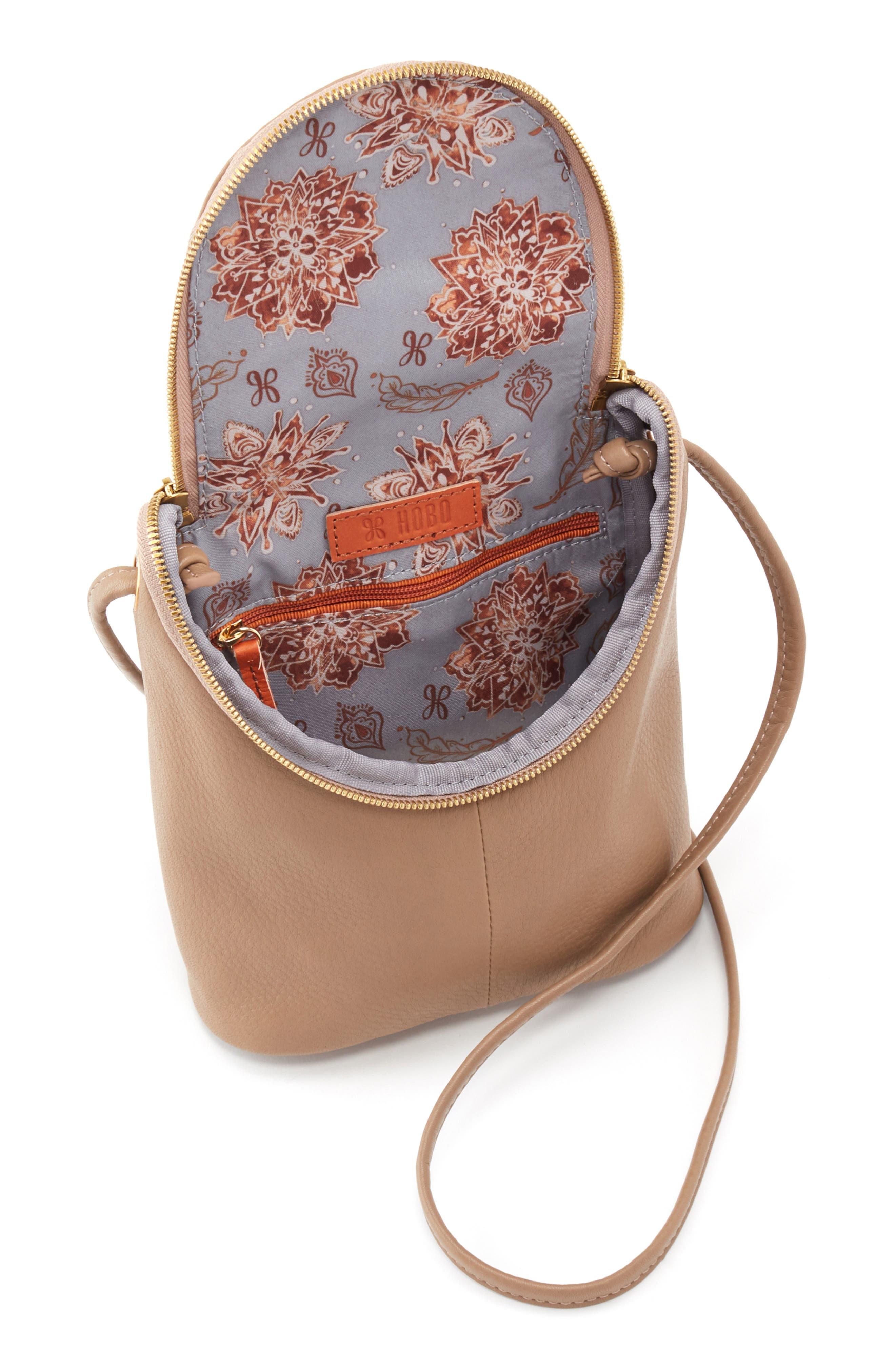 Fern Saddle Bag,                             Alternate thumbnail 3, color,                             020
