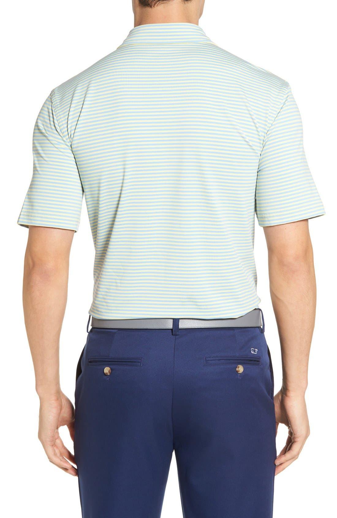 Kennedy Stripe Golf Polo,                             Alternate thumbnail 37, color,