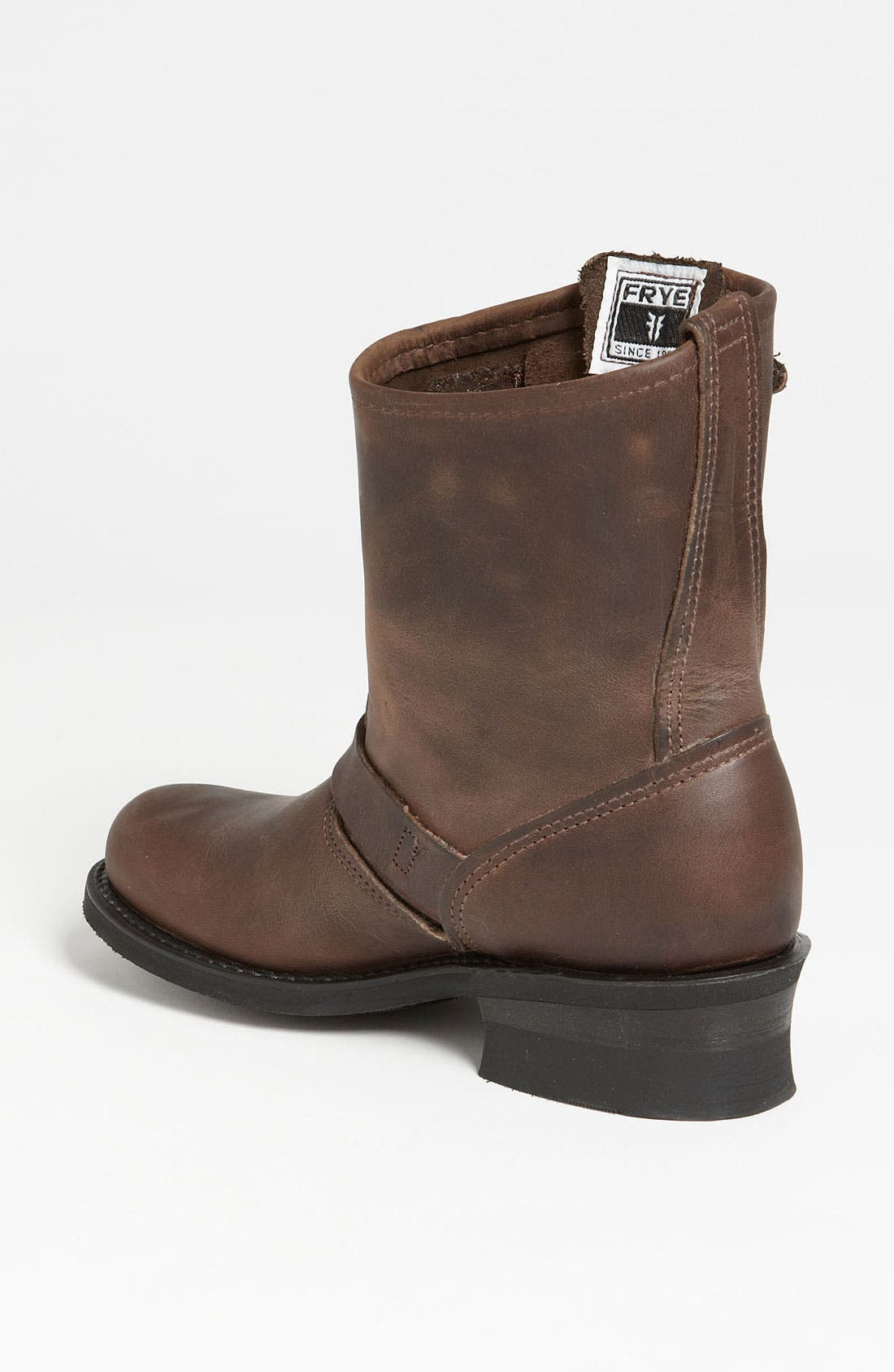 'Engineer 8R' Leather Boot,                             Alternate thumbnail 12, color,