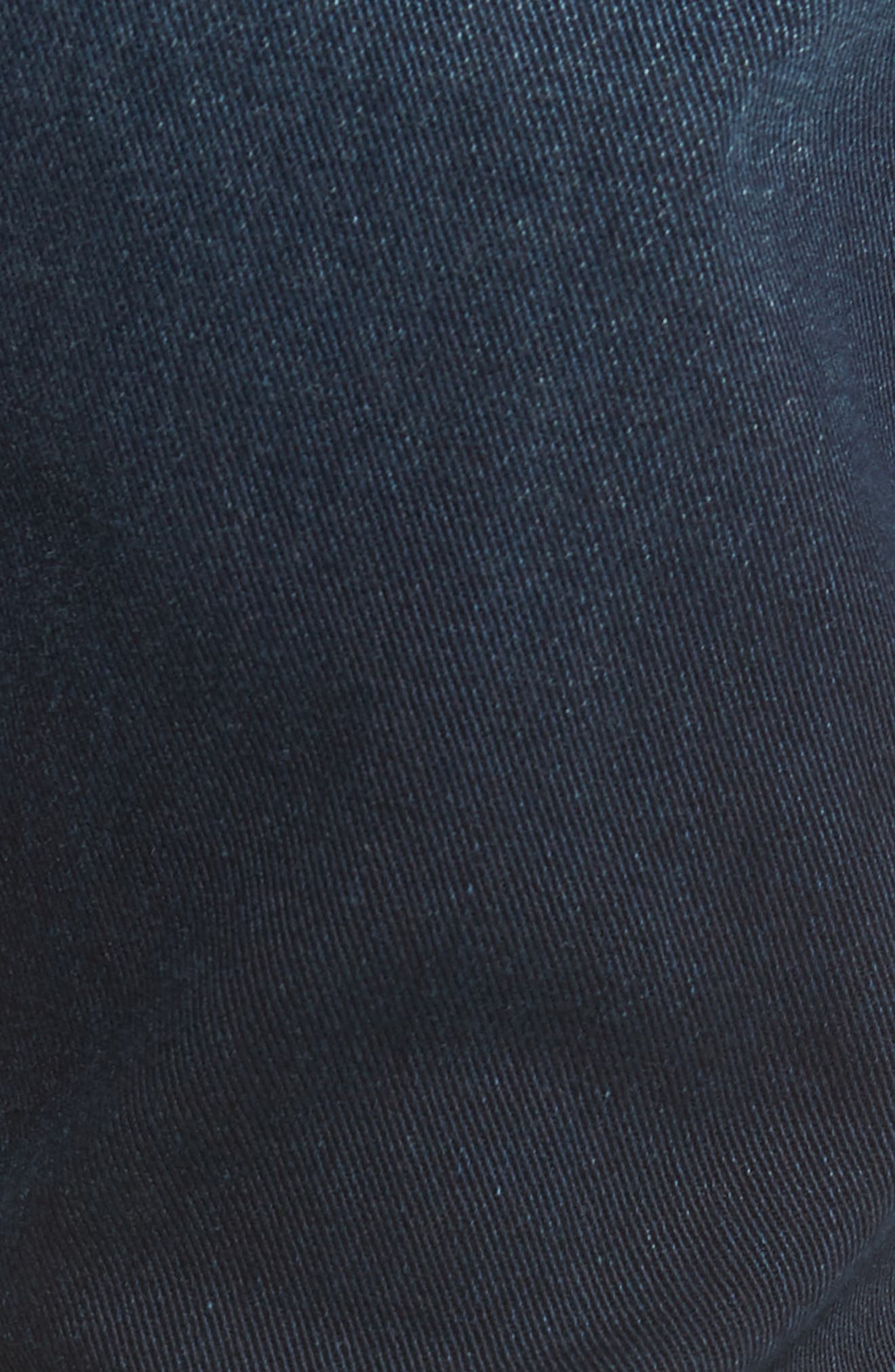 Jude Slim Fit Jeans,                             Alternate thumbnail 5, color,                             DARK 3D WASH