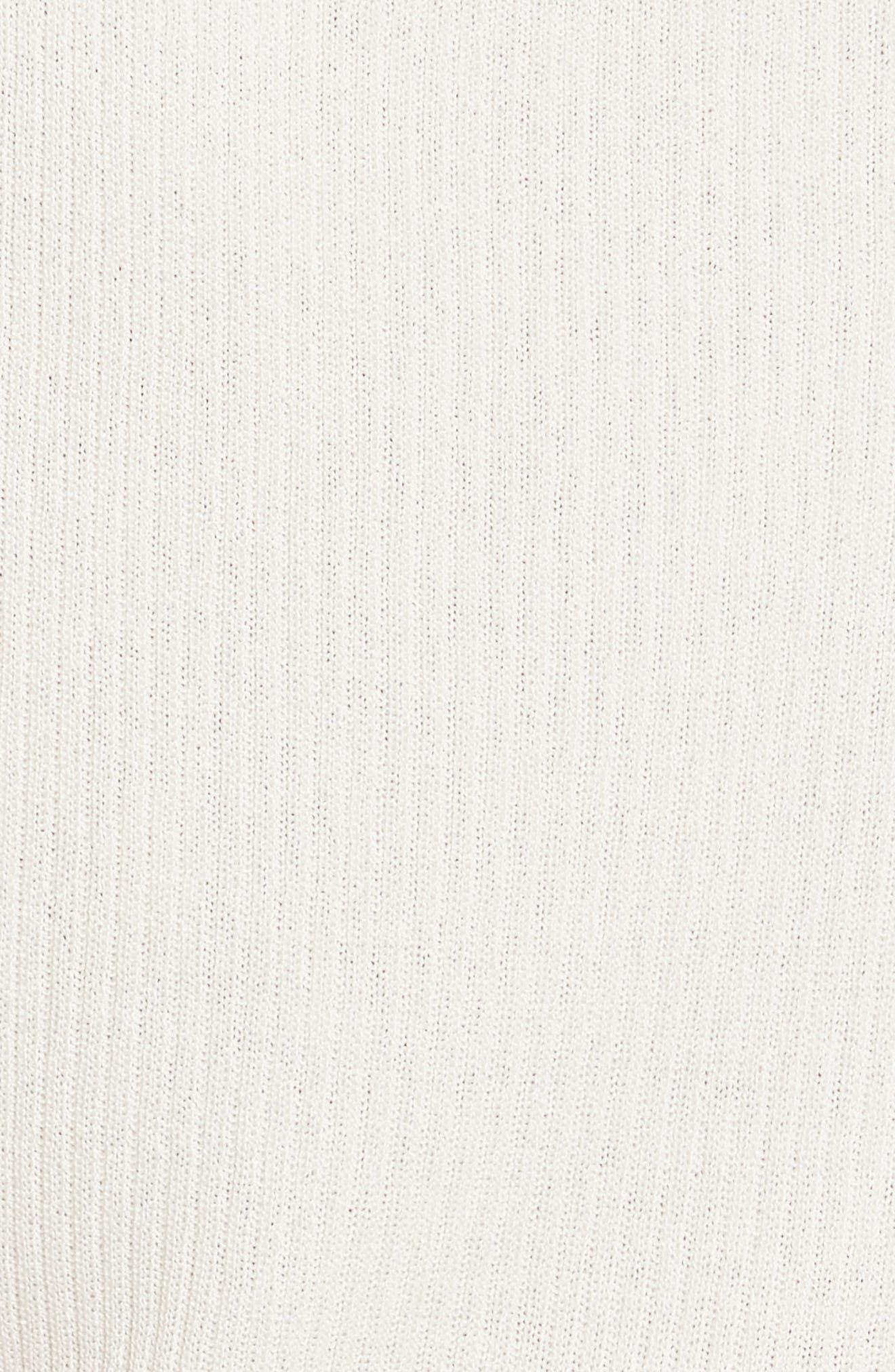 Diane Kruger x GREY Jason Wu Empire Knit Tank,                             Alternate thumbnail 5, color,                             900