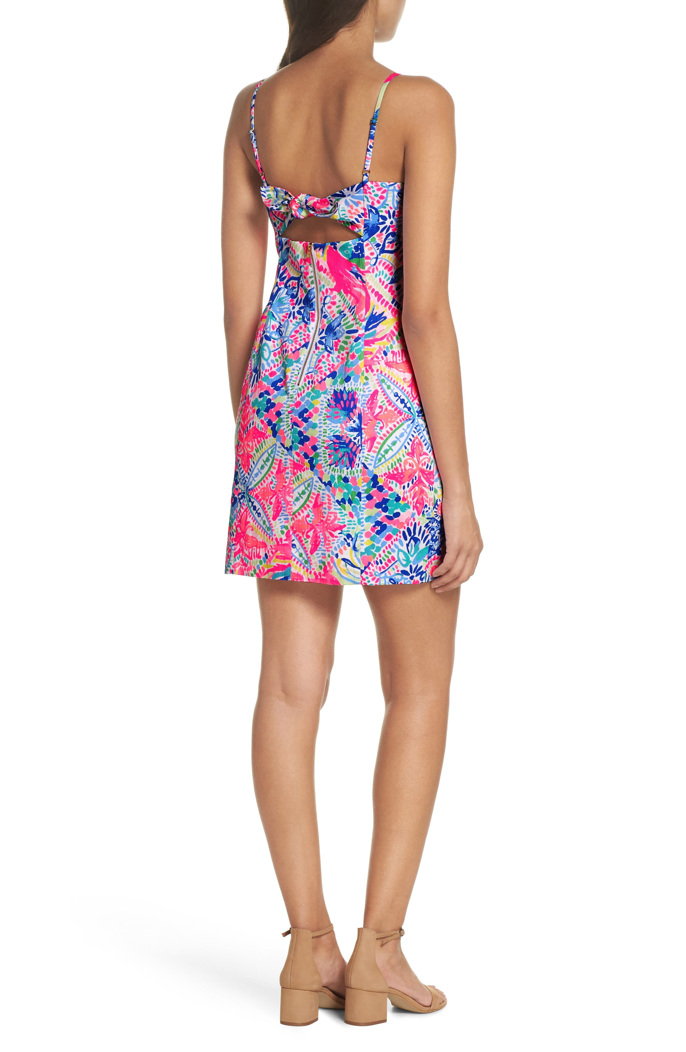 LILLY PULITZER<SUP>®</SUP>,                             Shelli Sundress,                             Alternate thumbnail 2, color,                             660