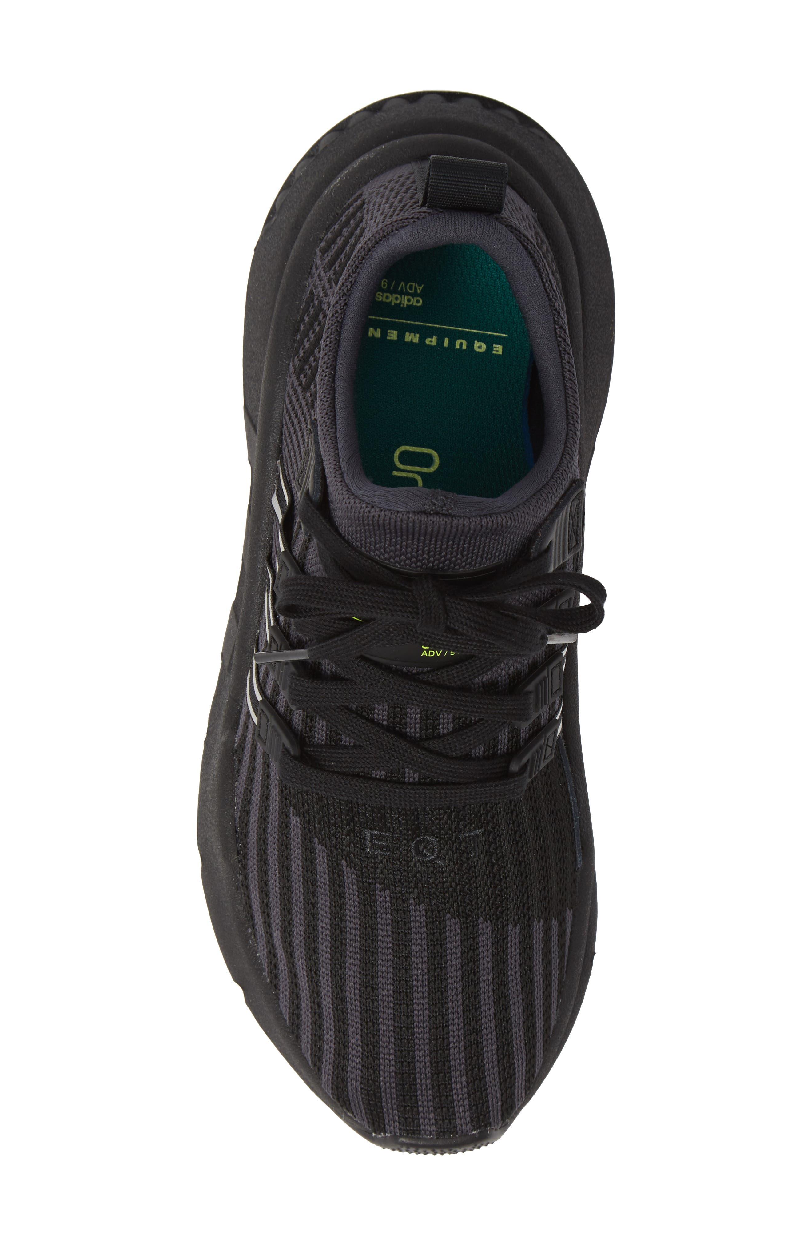 EQT Support Adv Sneaker,                             Alternate thumbnail 5, color,                             001