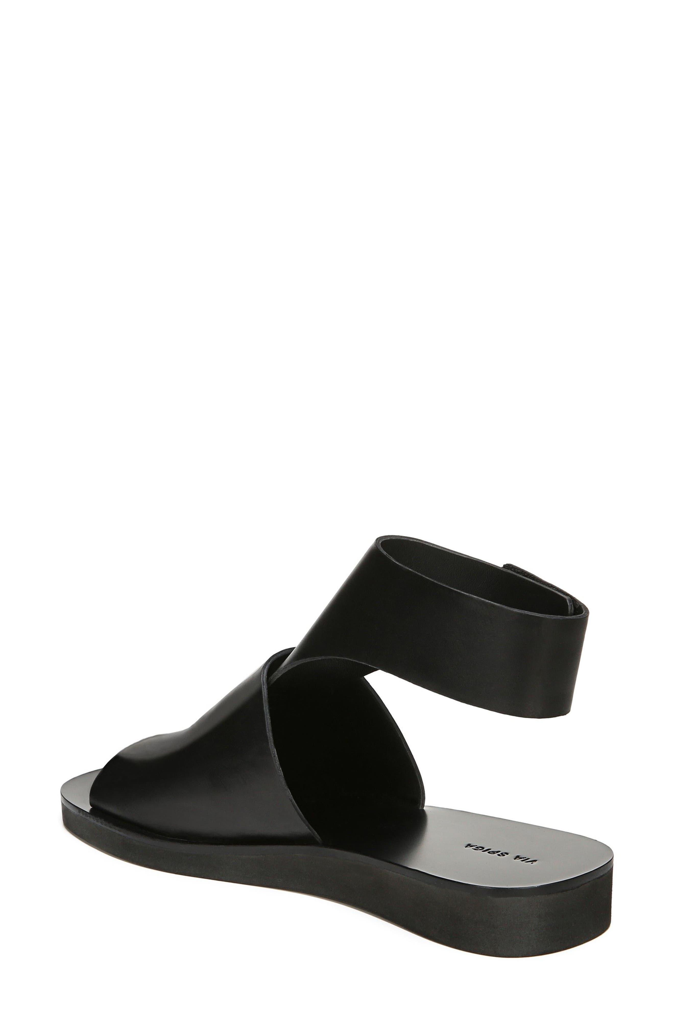 Briar Ankle Strap Sandal,                             Alternate thumbnail 2, color,                             001