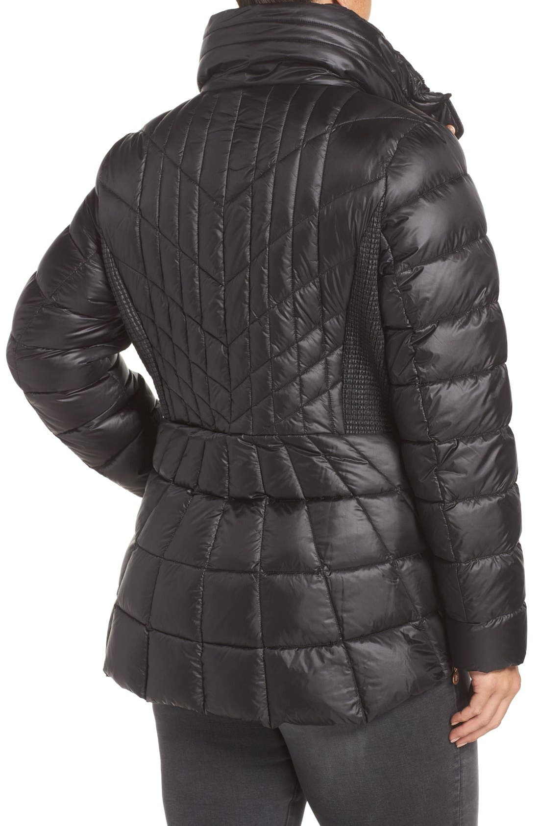 Packable Jacket with Down & PrimaLoft<sup>®</sup> Fill,                             Alternate thumbnail 2, color,                             005