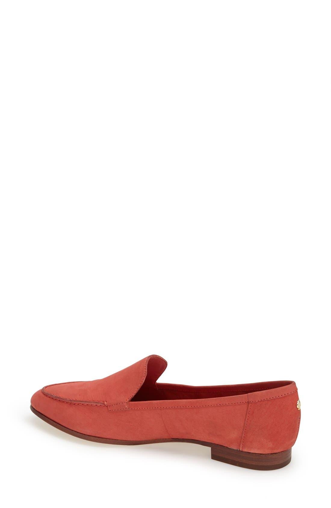 'carima' loafer flat,                             Alternate thumbnail 33, color,