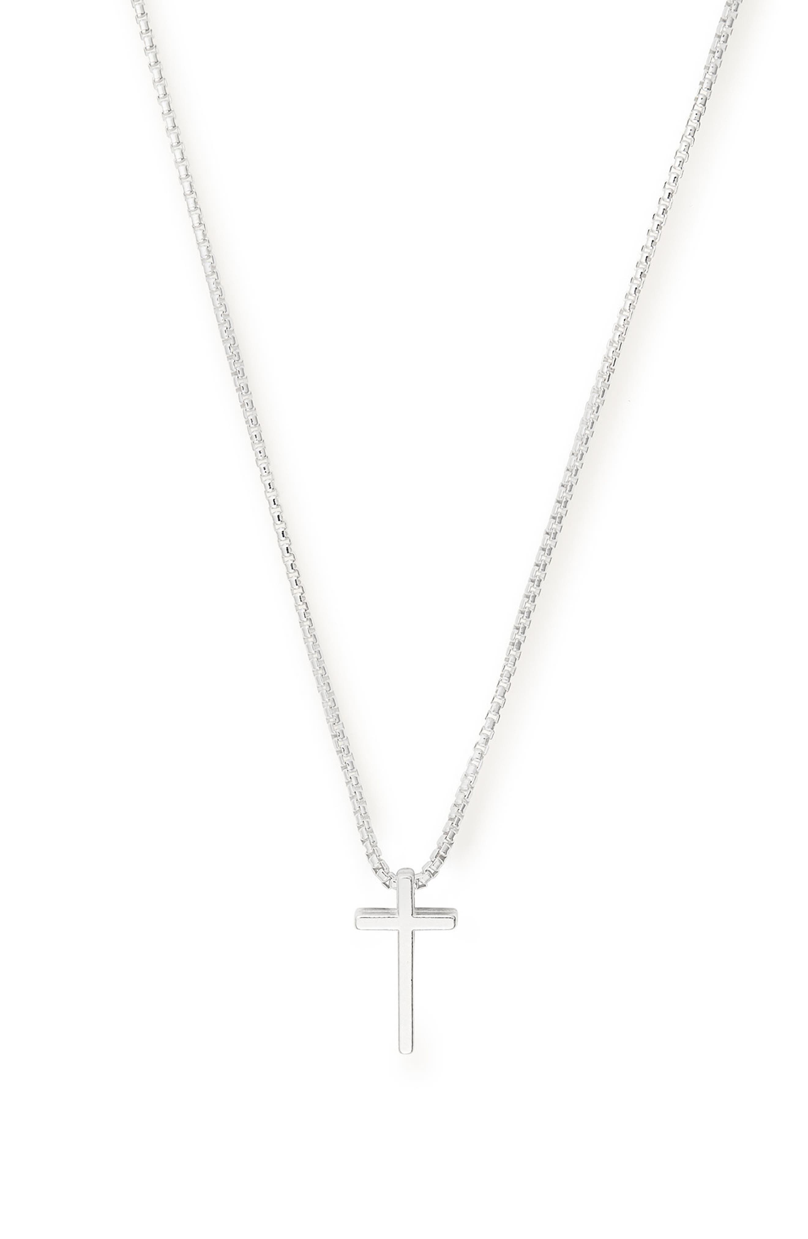Alex And Ani CROSS PENDANT NECKLACE