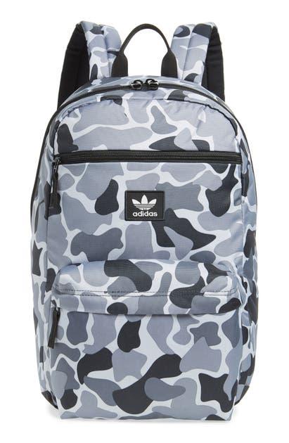 Adidas Originals ADIDAS ORIGINAL NATIONAL BACKPACK - GREY