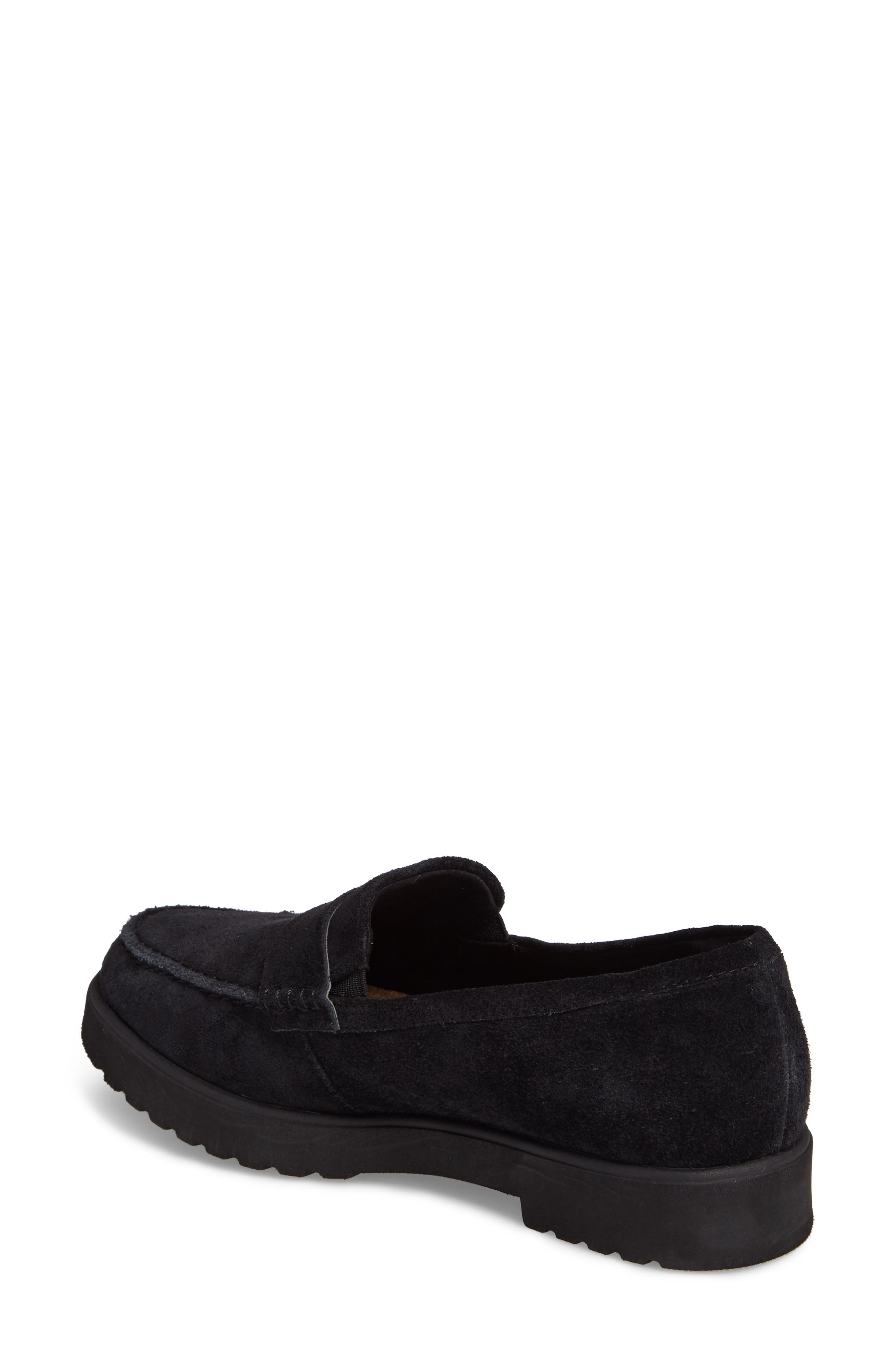 Bellevue Hazen Loafer,                             Alternate thumbnail 2, color,                             001