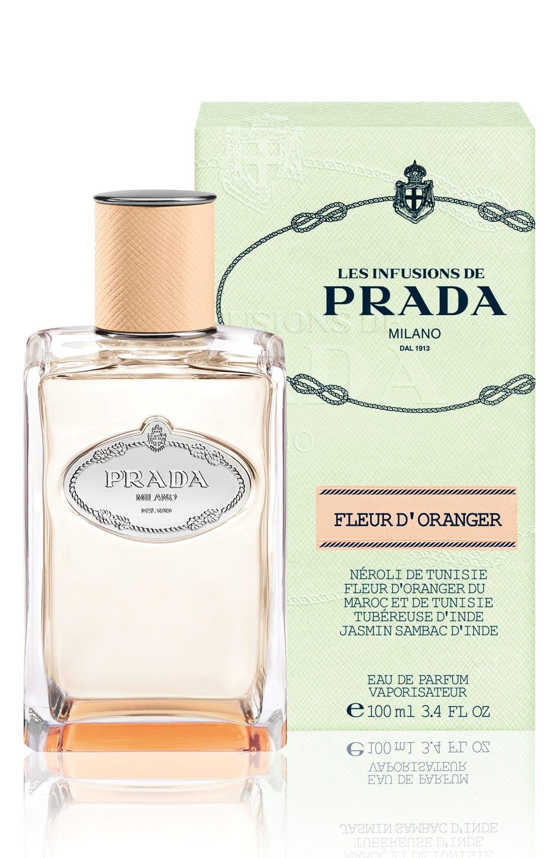 Les Infusions Fleur d'Oranger Fragrance,                             Alternate thumbnail 4, color,                             NO COLOR