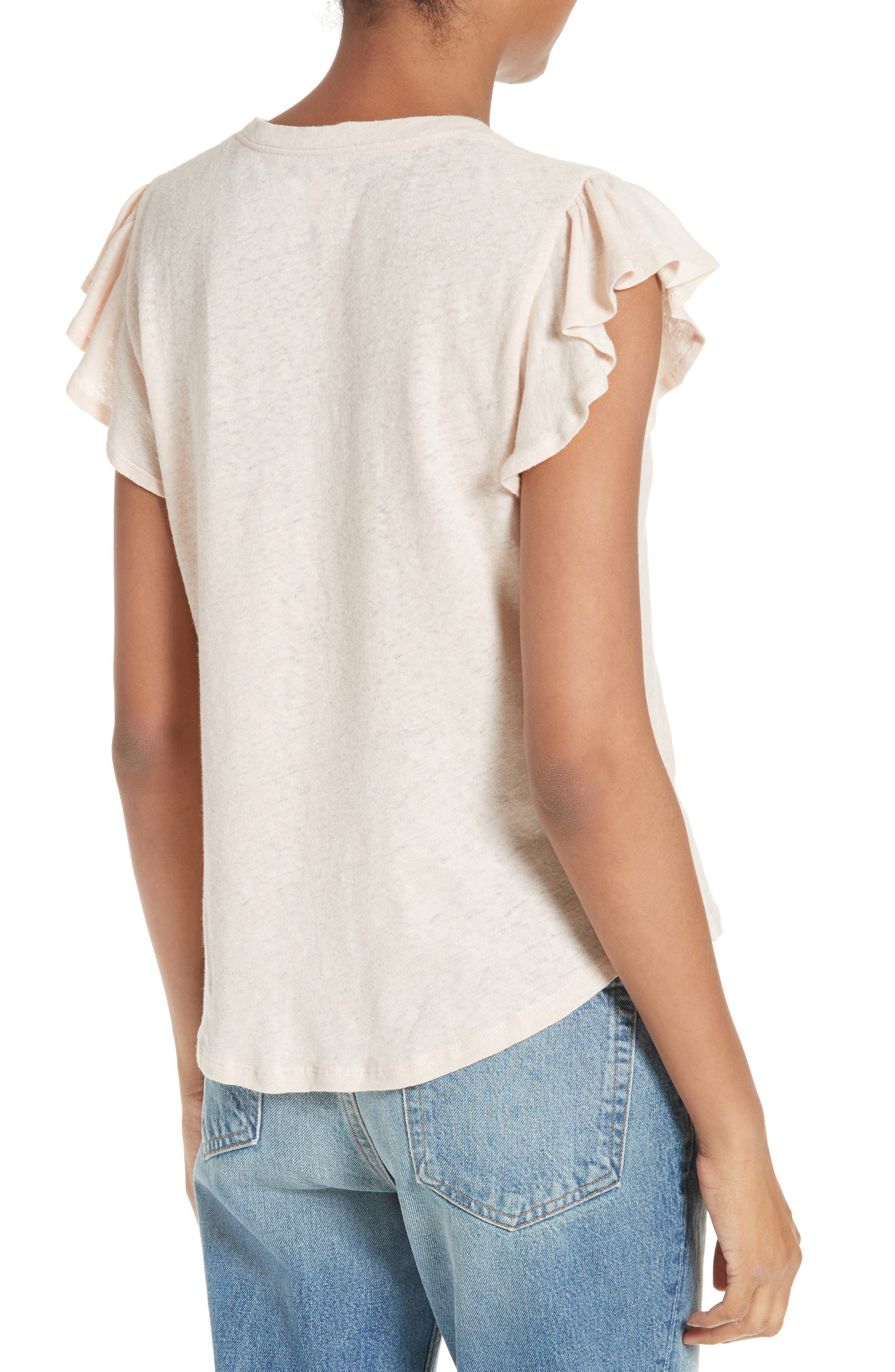Washed Texture Jersey Tee,                             Alternate thumbnail 15, color,